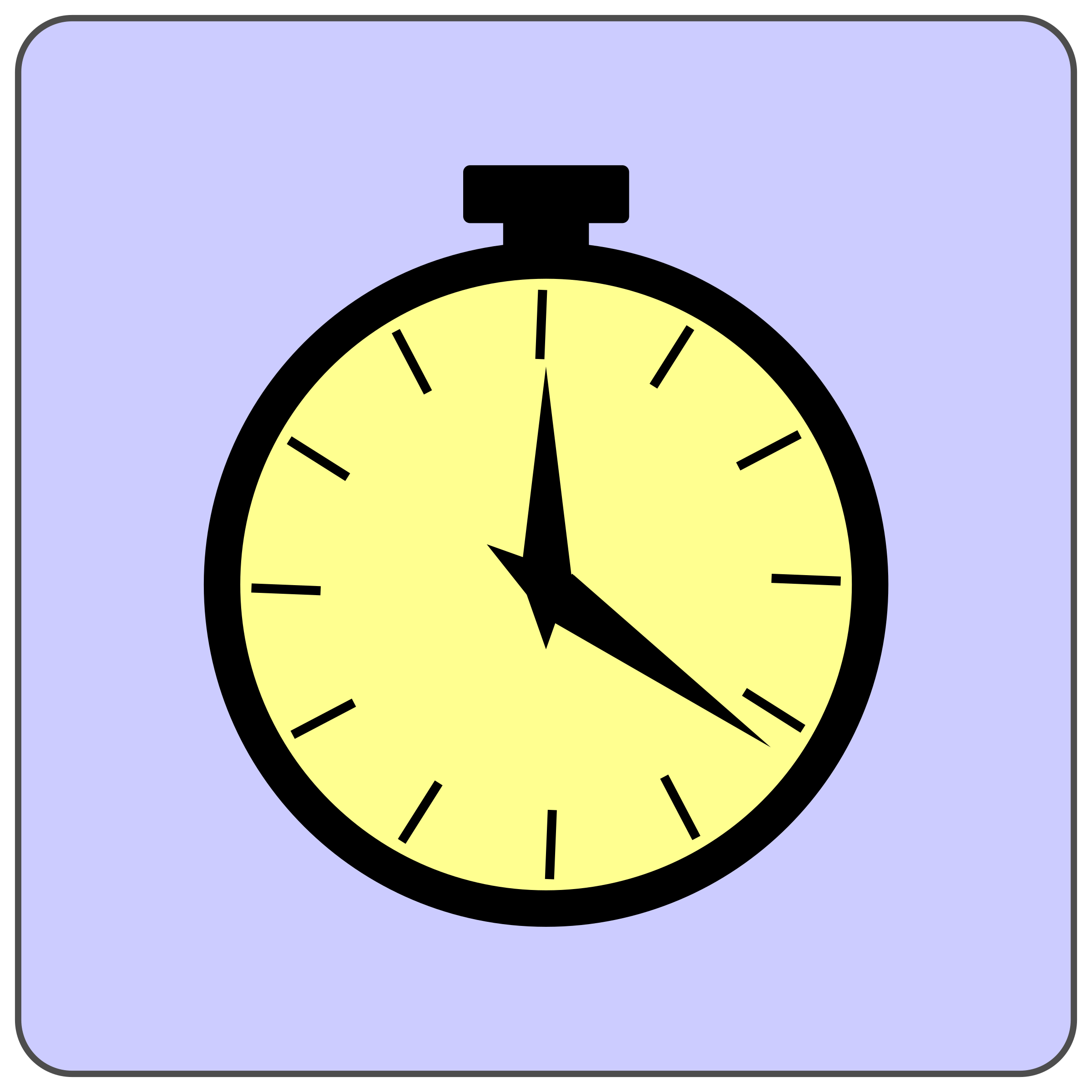 Pocket watch icon by CoD_fsfe