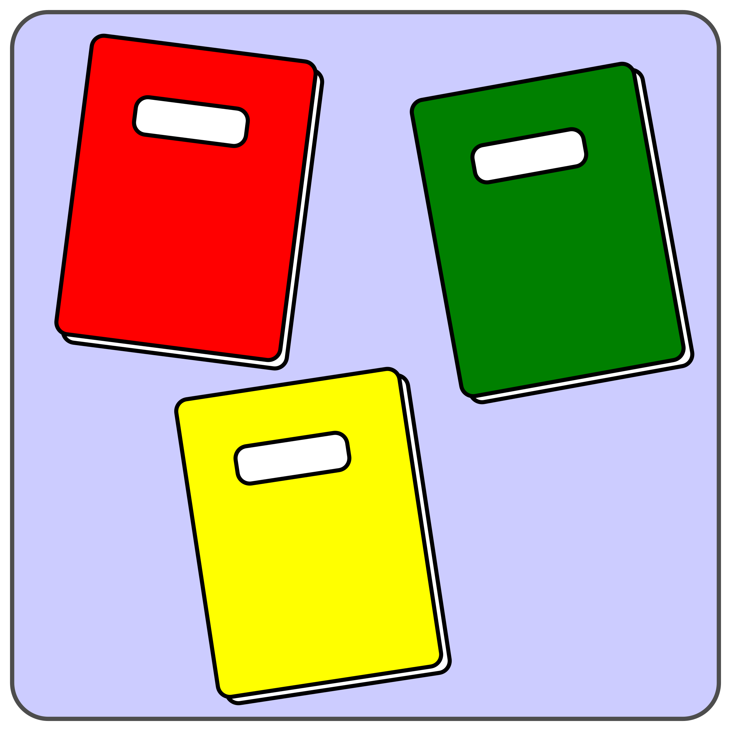 Workbooks icon by CoD_fsfe