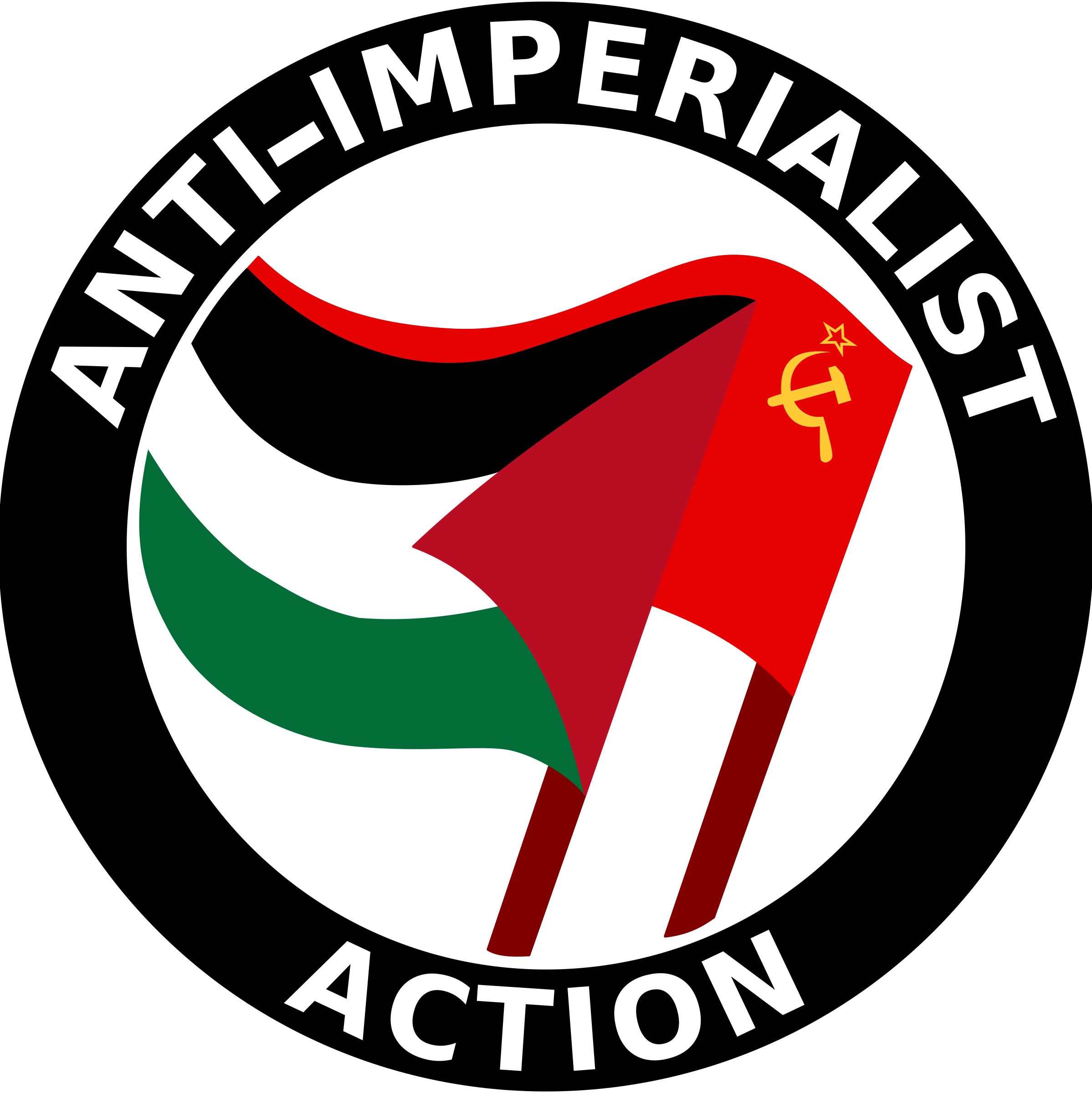 Anti-Imperialist Action by worker
