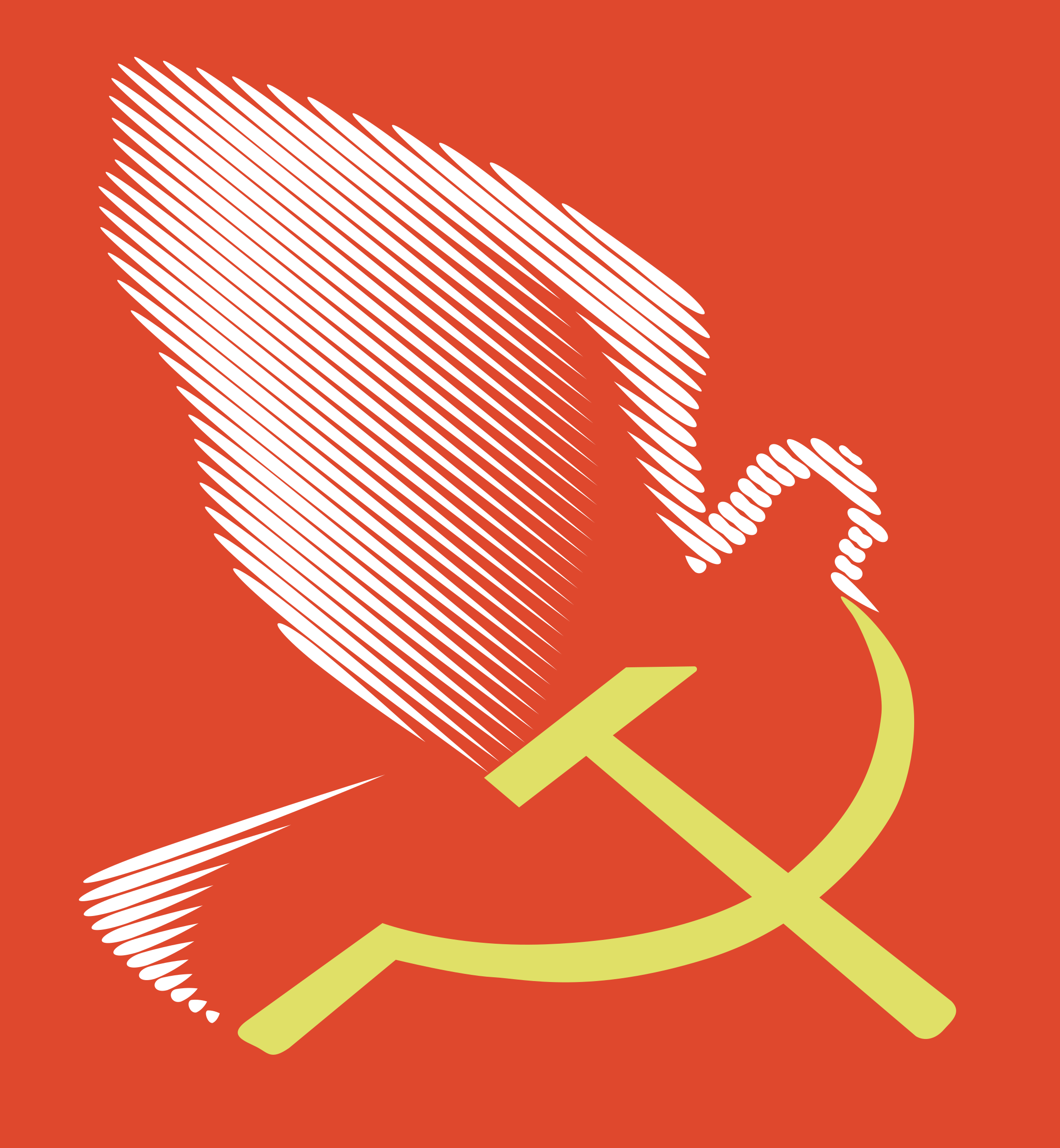 Peace and Socialism by worker