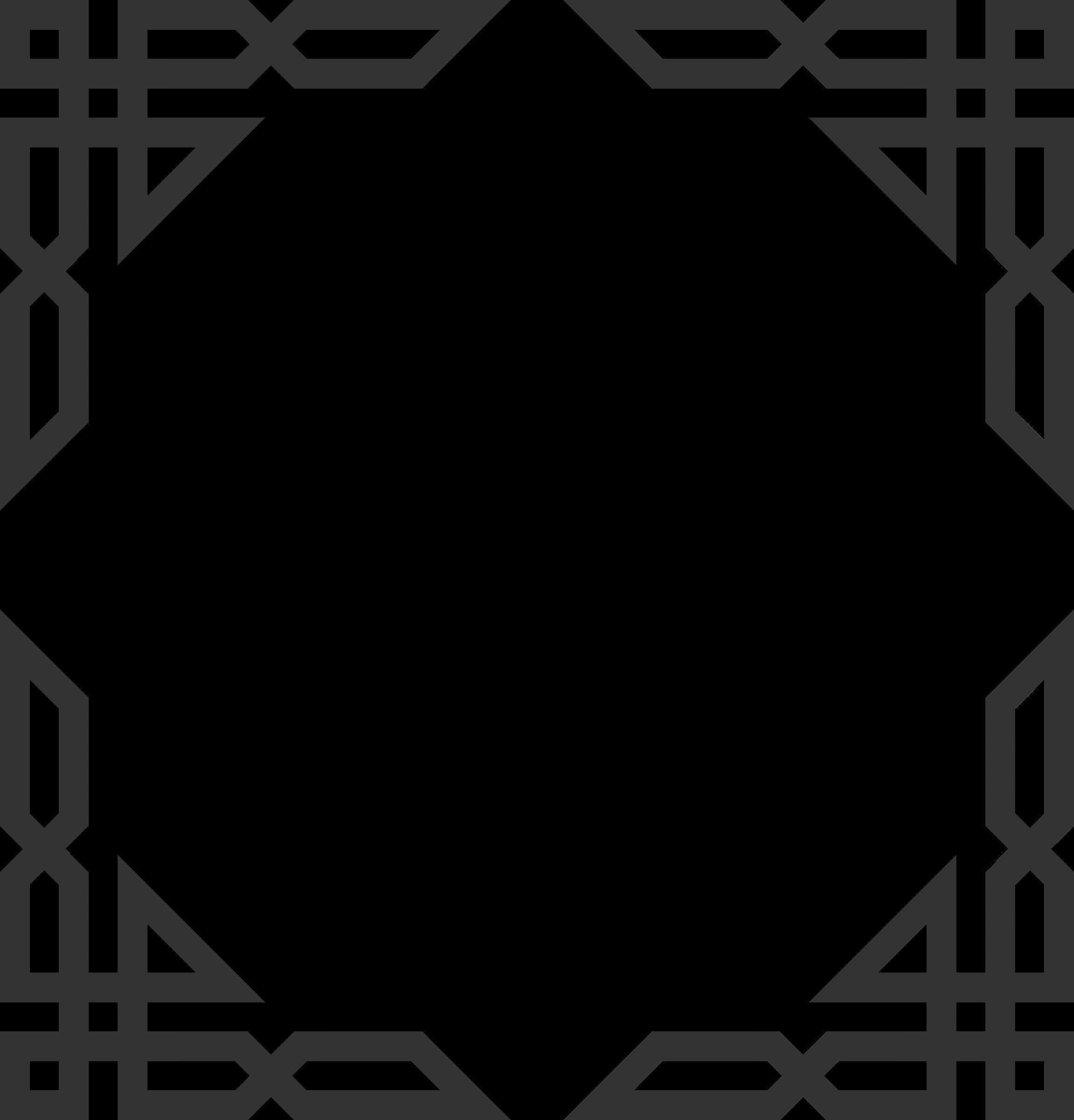 islamic corners ornamentsart by ornamentsart