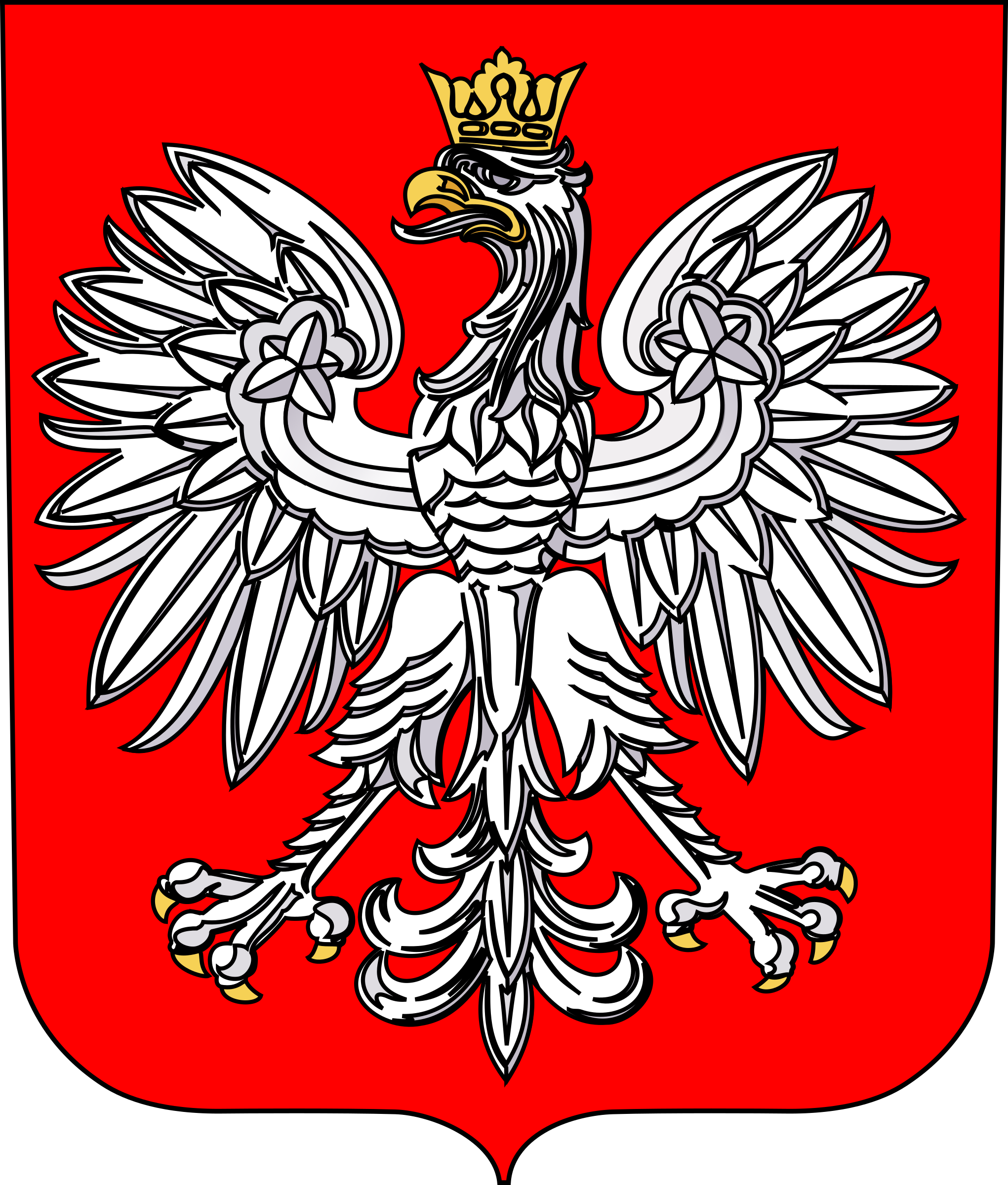 Emblem of Poland by j4p4n