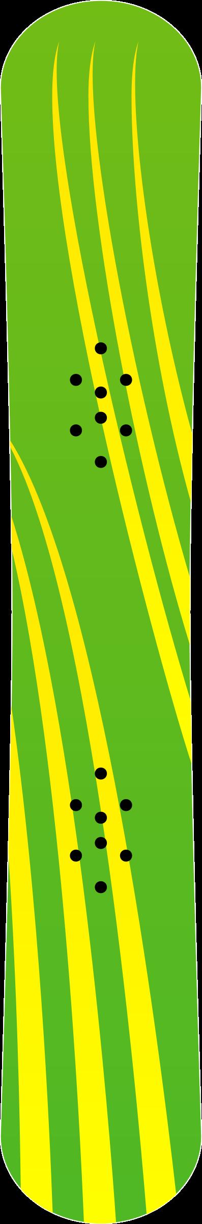 Clipart Snowboard 1