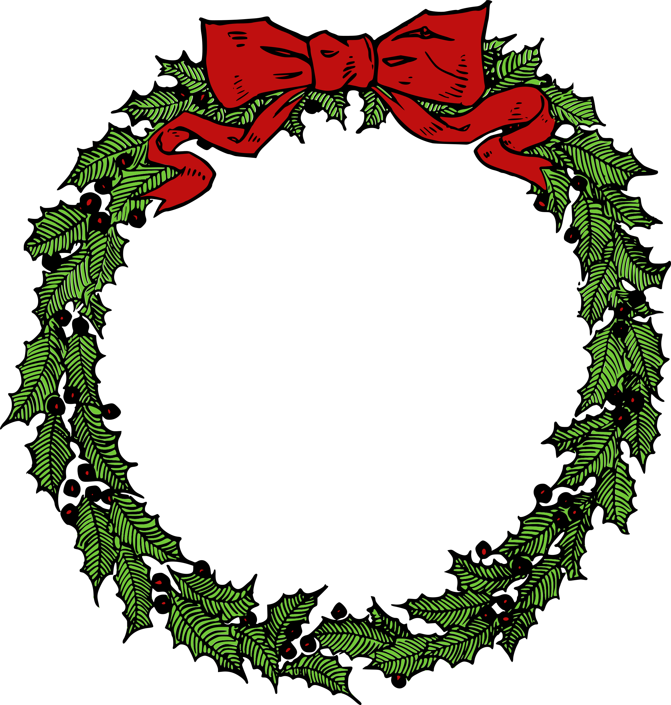Microsoft Office Clipart Holly