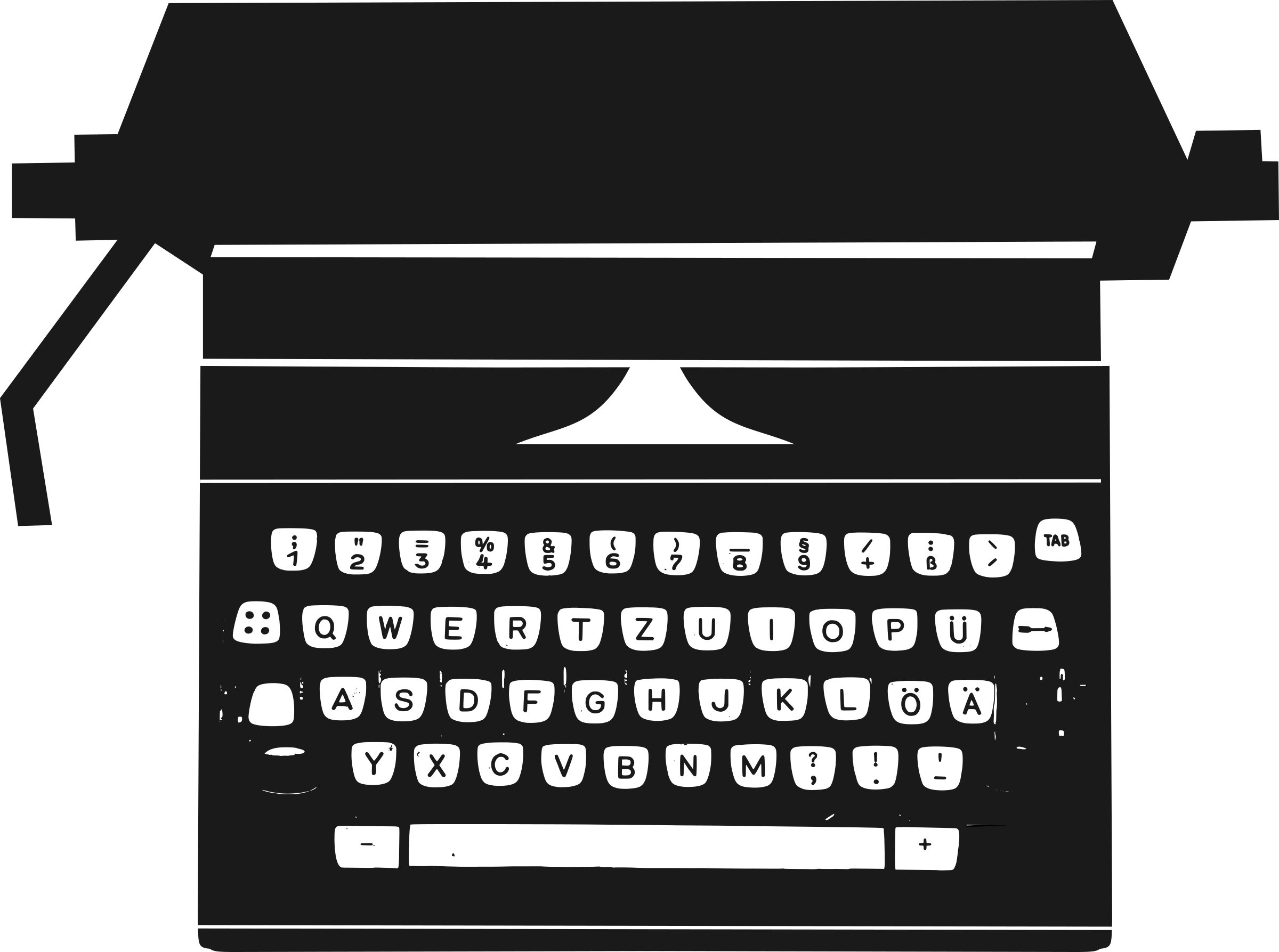 Type Writer by Bonzo