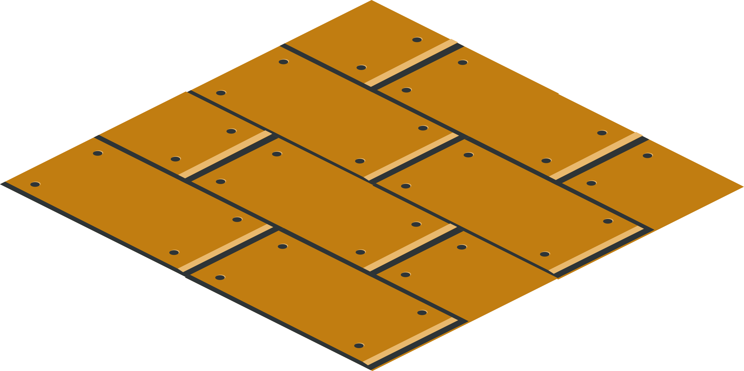 isometric floor tile 6 by rg1024