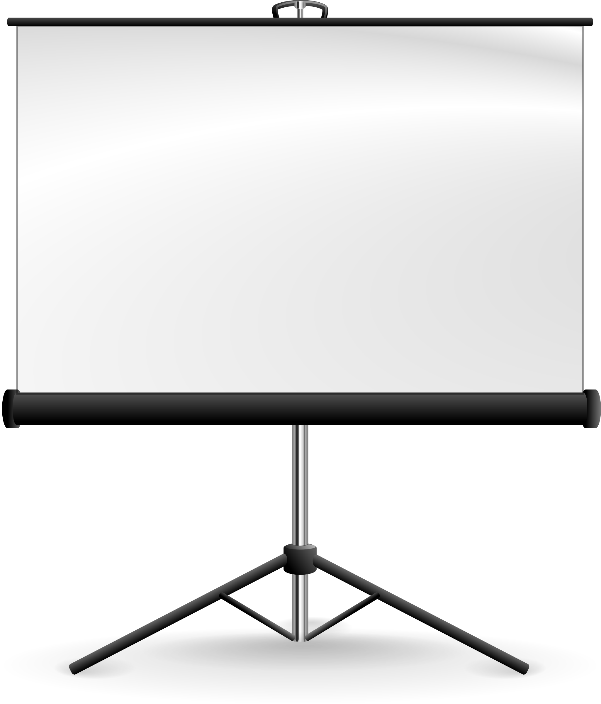 Portable Projection Screen by AJ