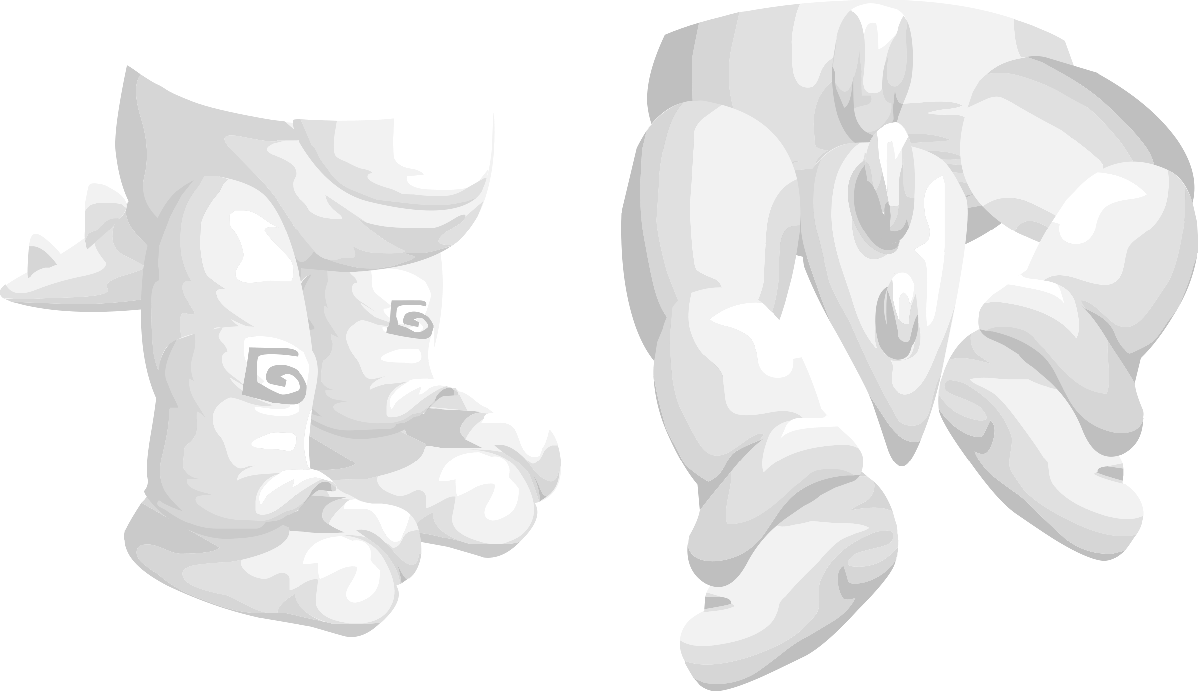 Avatar Wardrobe Pants Mini Dino Pants by glitch