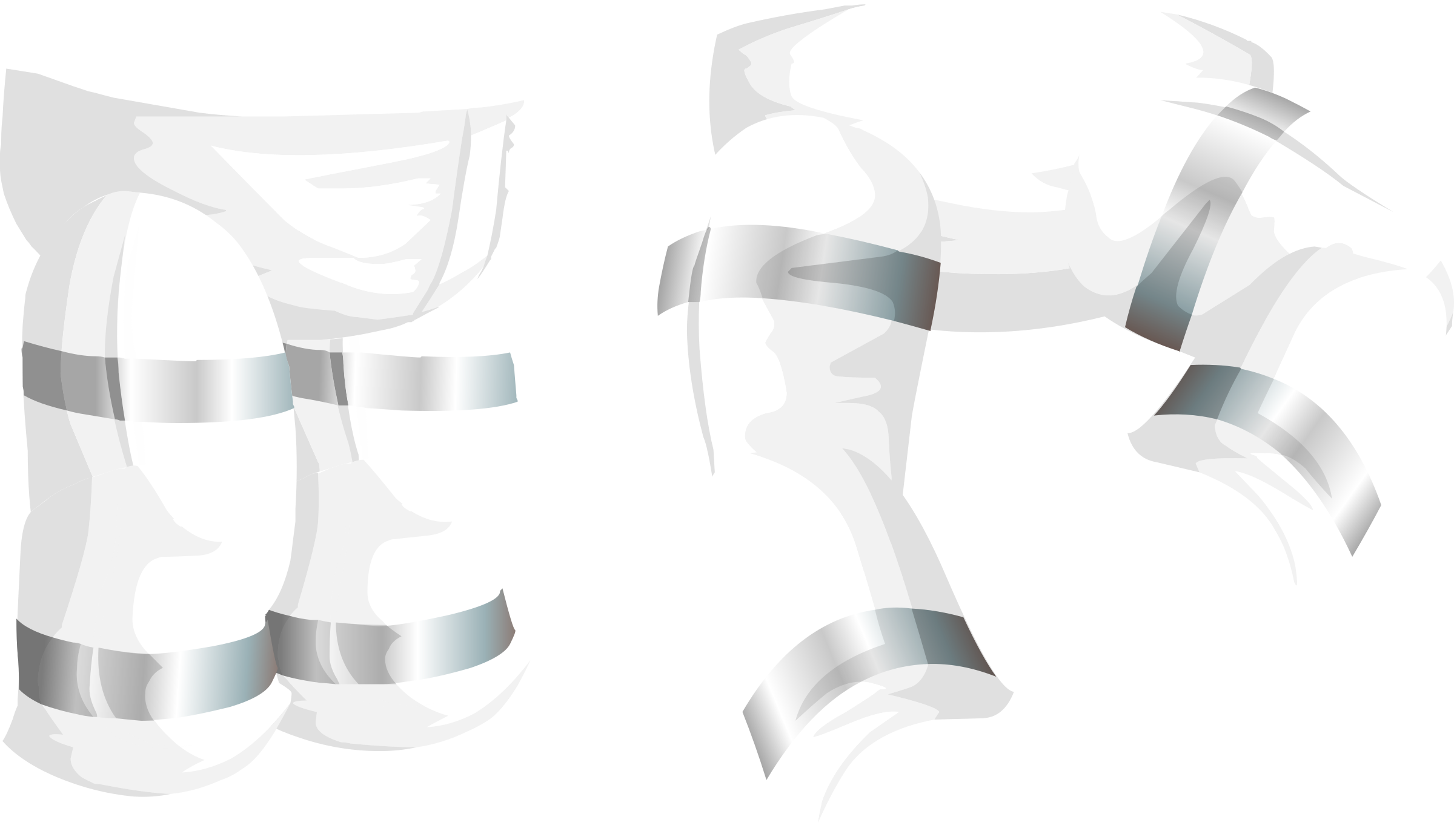 Avatar Wardrobe Pants Reflective Pants by glitch