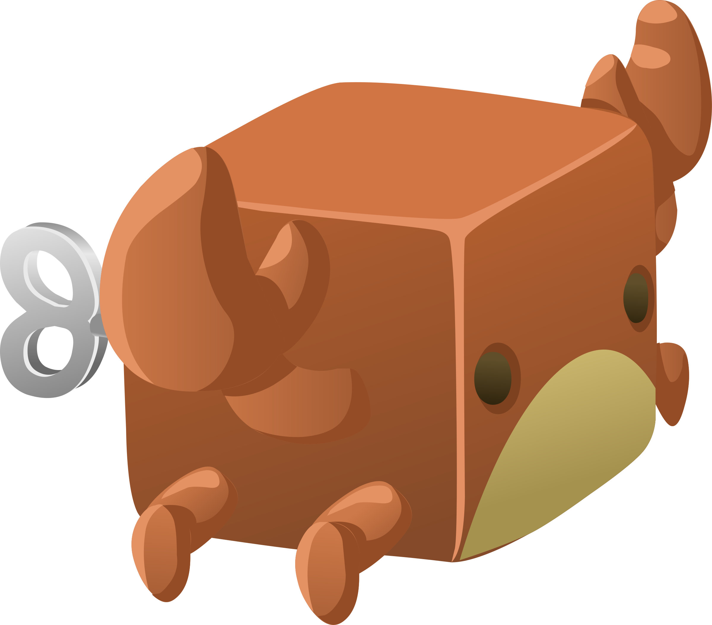 Cubimal Npc Crab by glitch