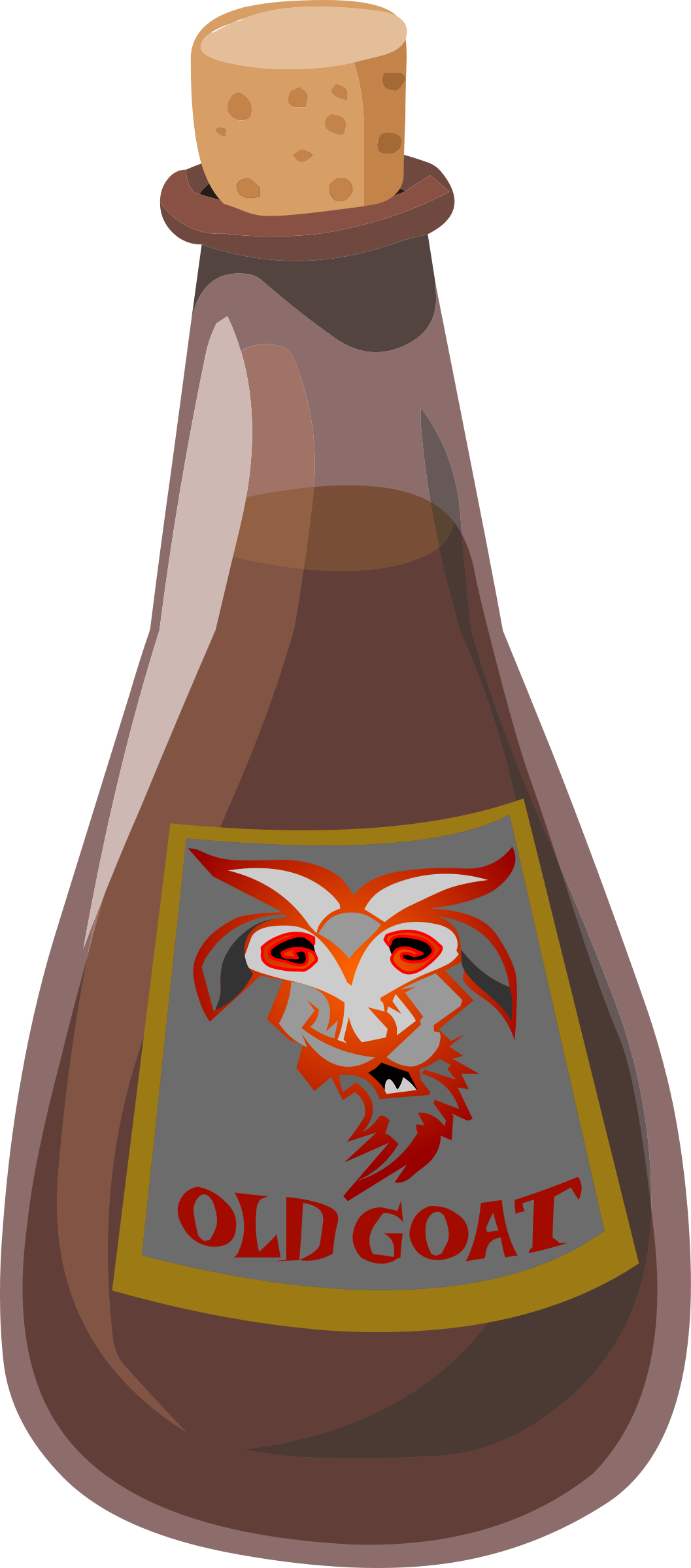 Drink Goat Liquer by glitch