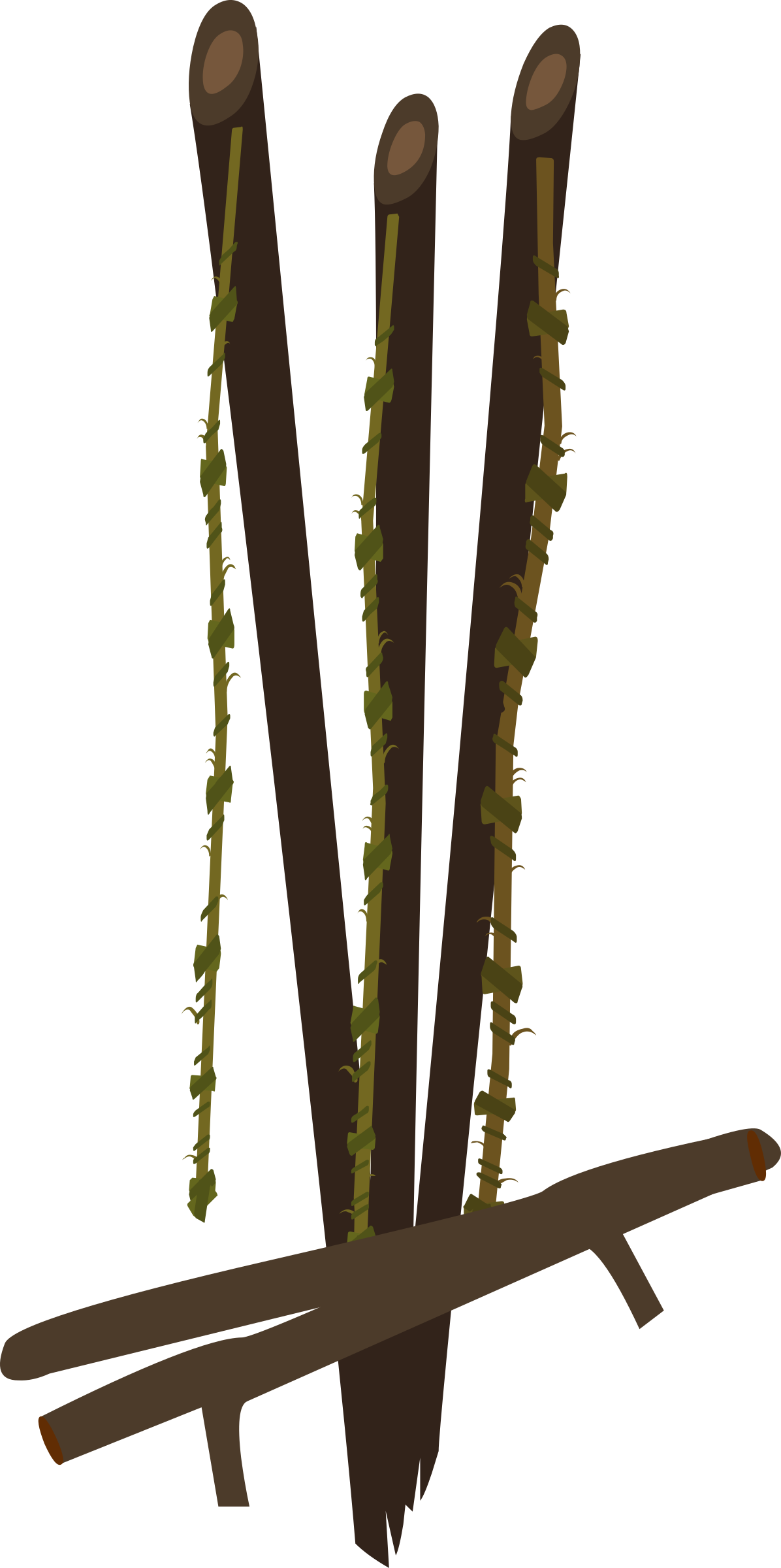 Firebog Fishing Rods by glitch