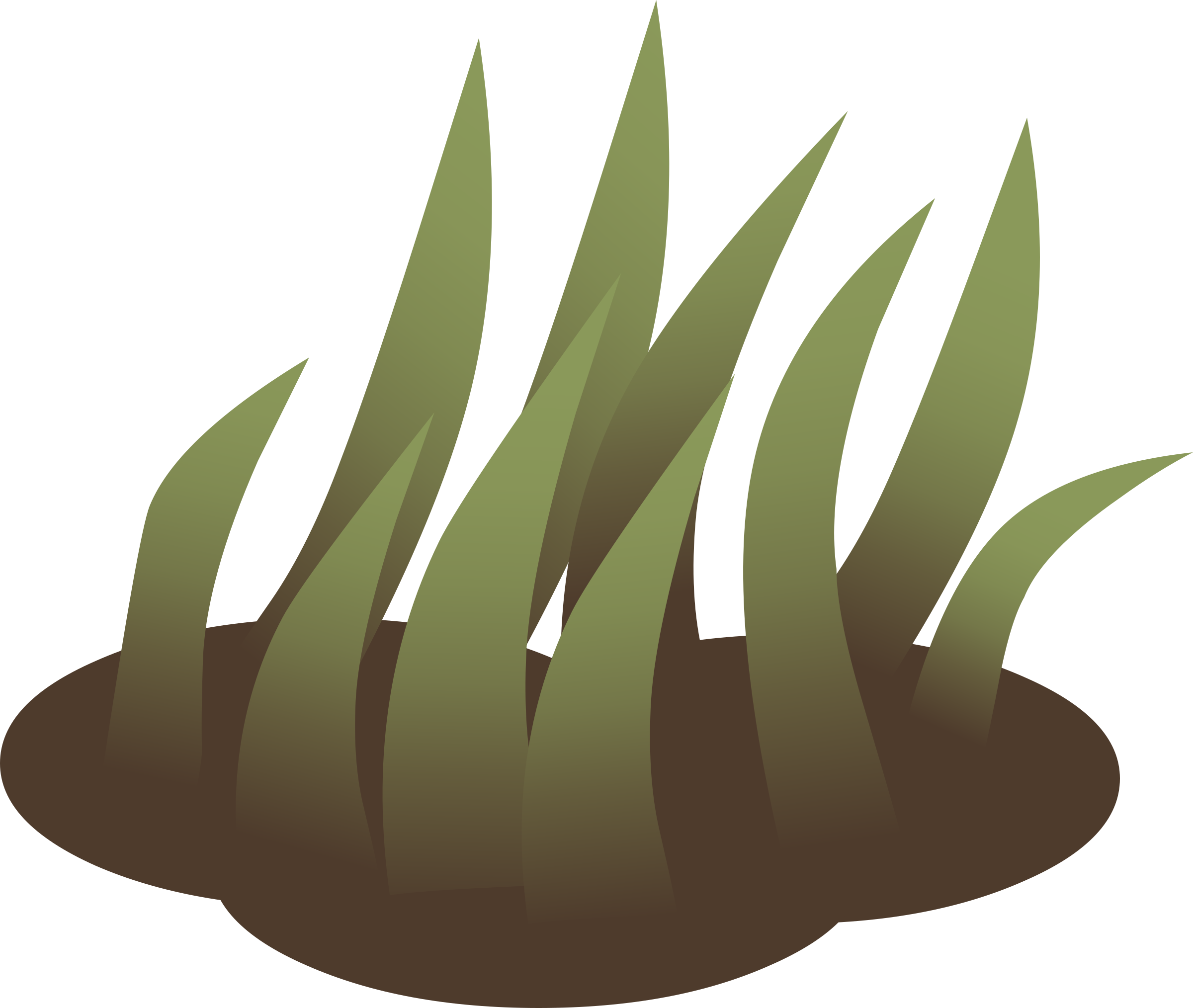 Firebog Grass Solid by glitch