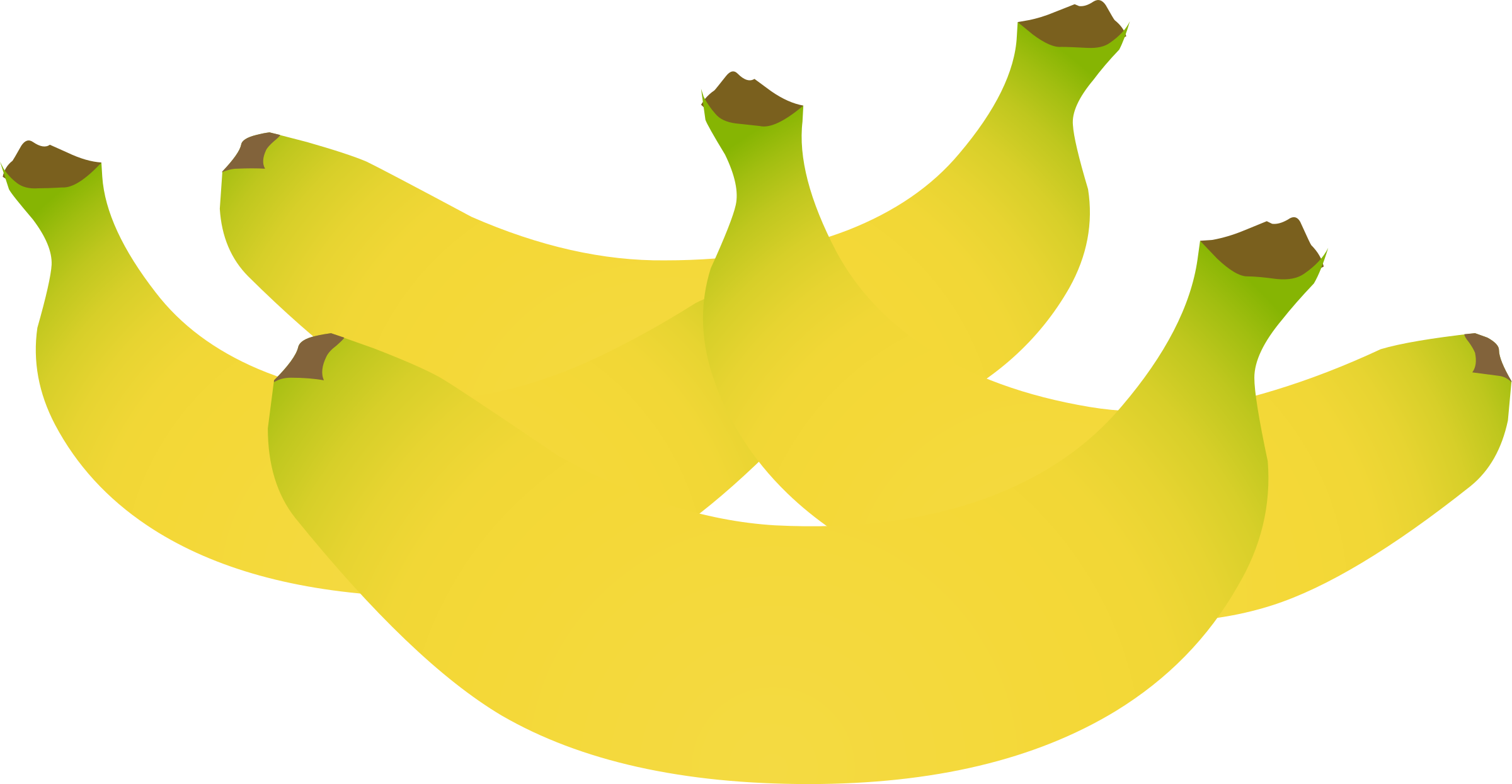 Food Banana by glitch