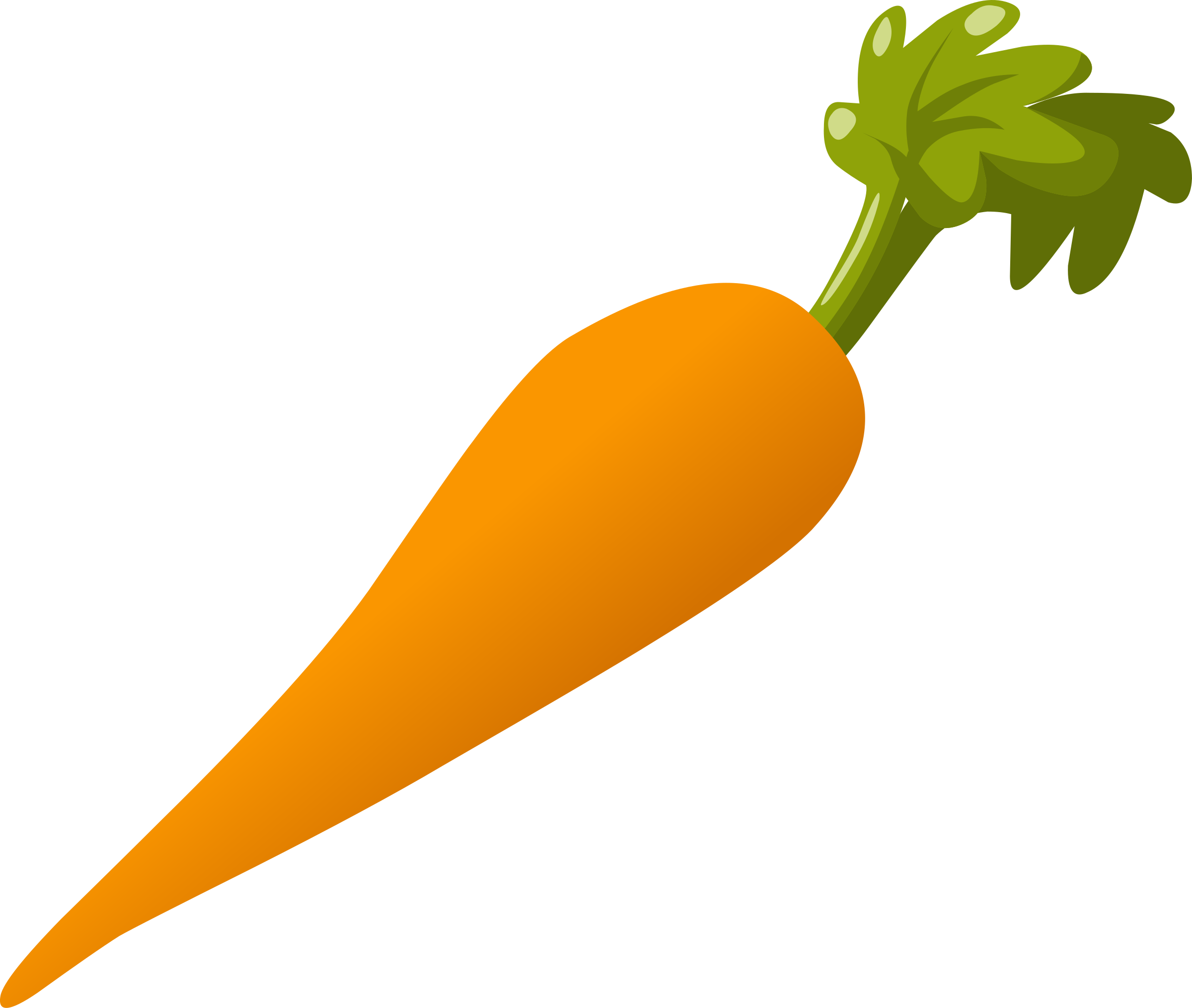 Food Carrot by glitch