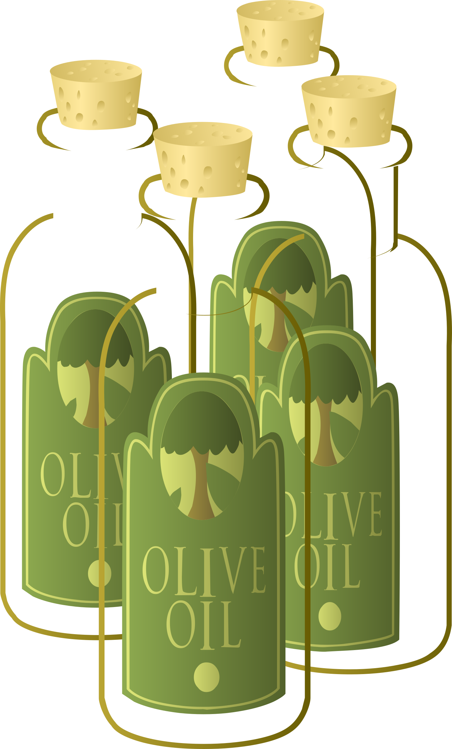 Food Olive Oil by glitch