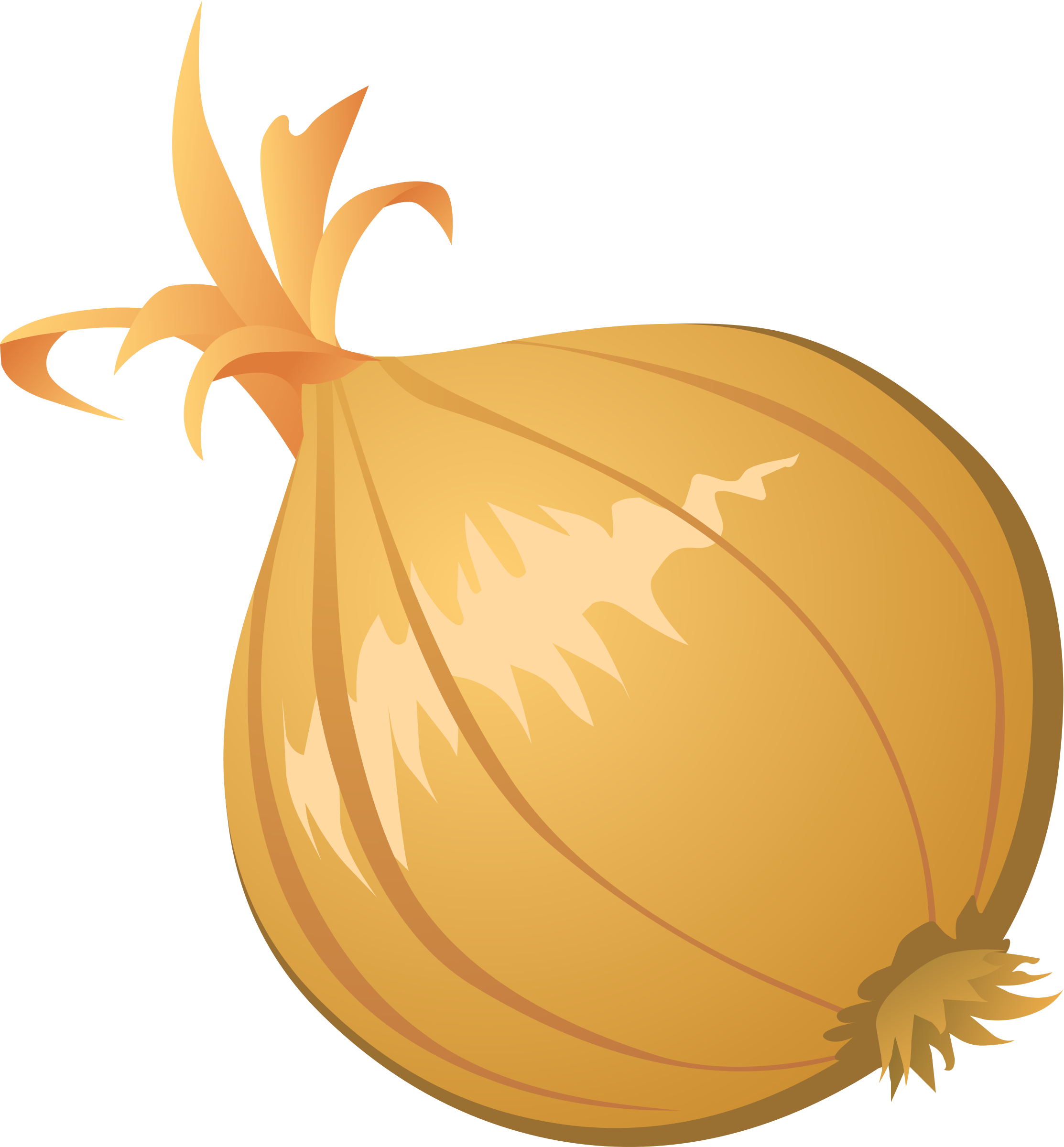 Food Onion by glitch