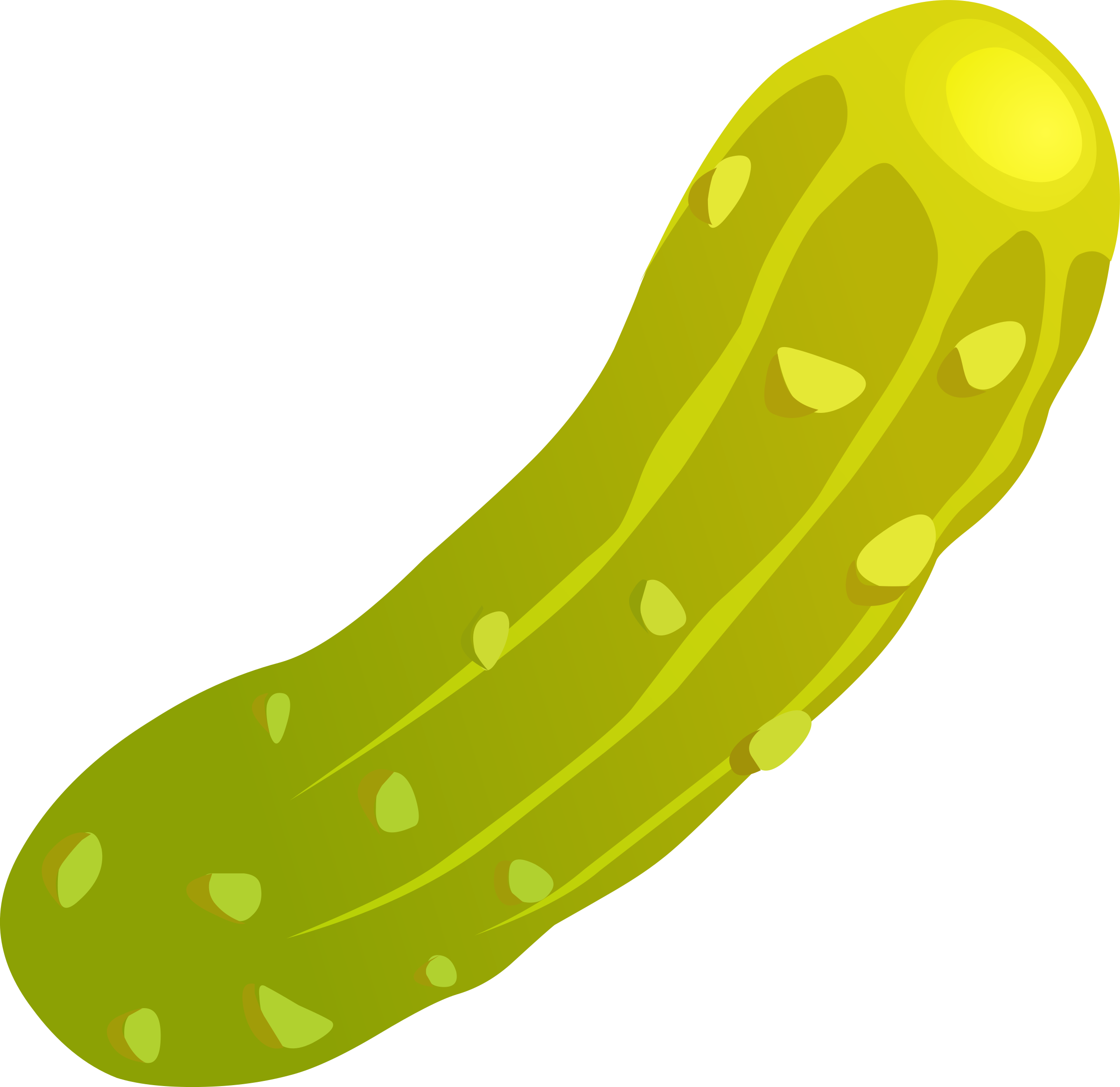 Food Pickle by glitch