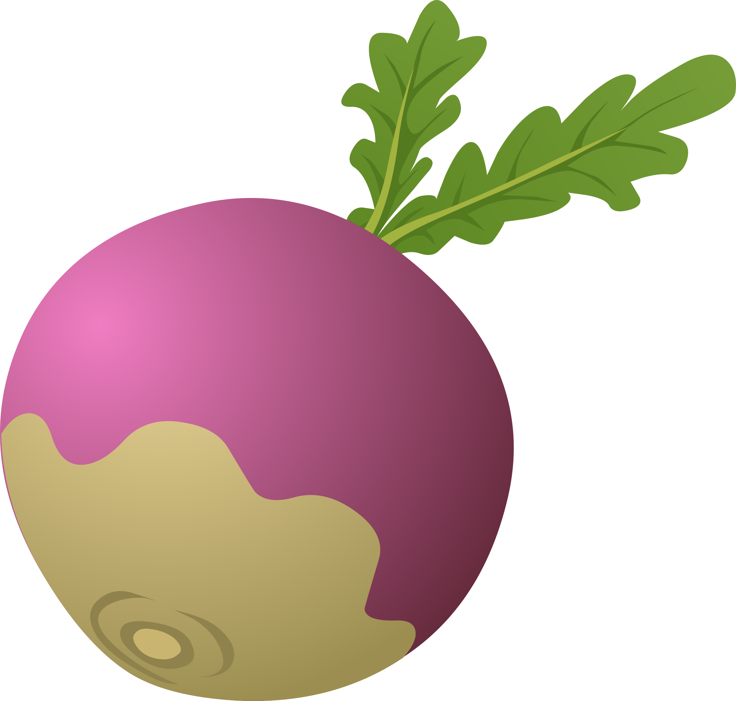 Food Turnip by glitch