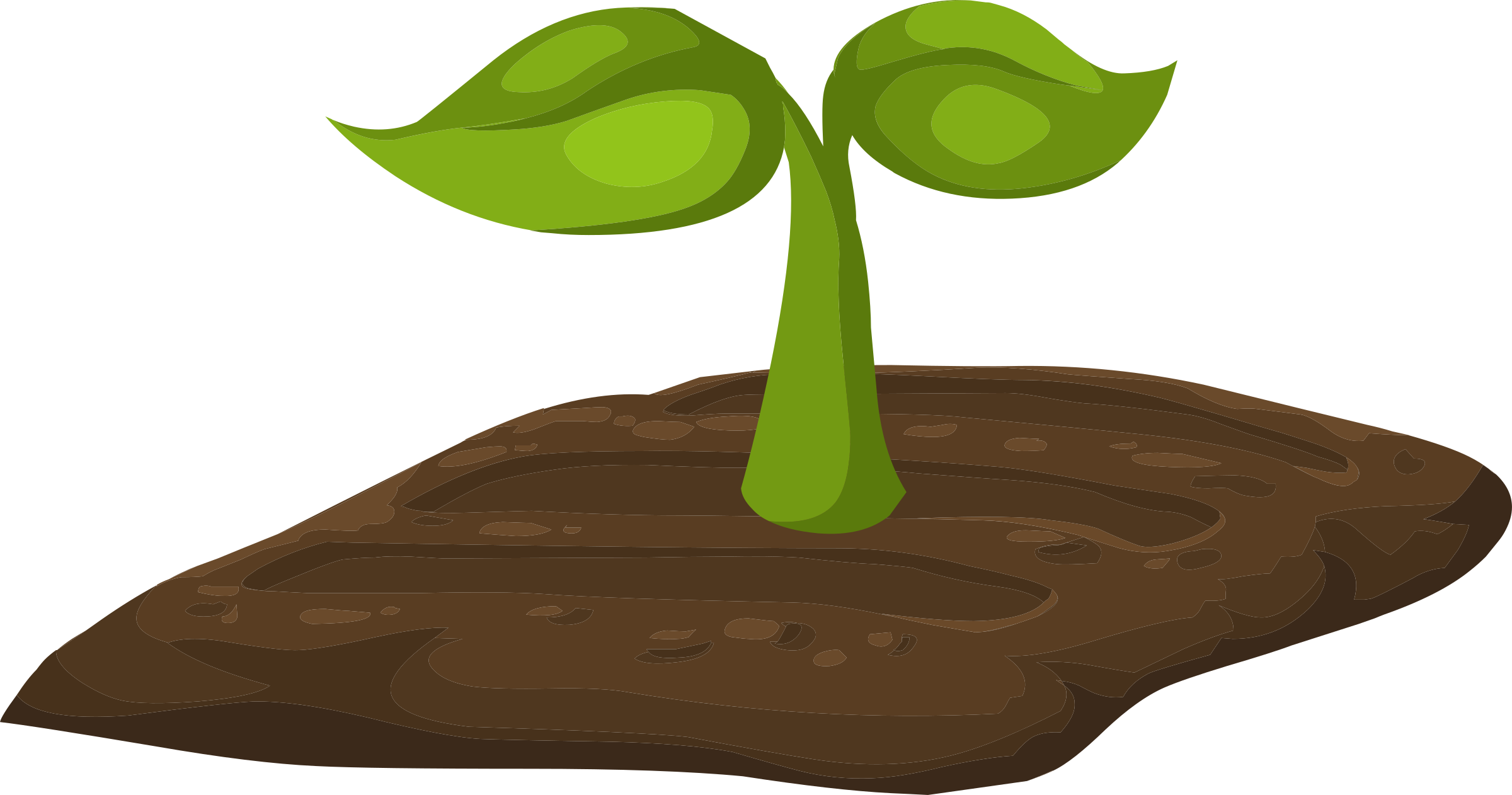 Clipart - Harvestable Resources Garden New