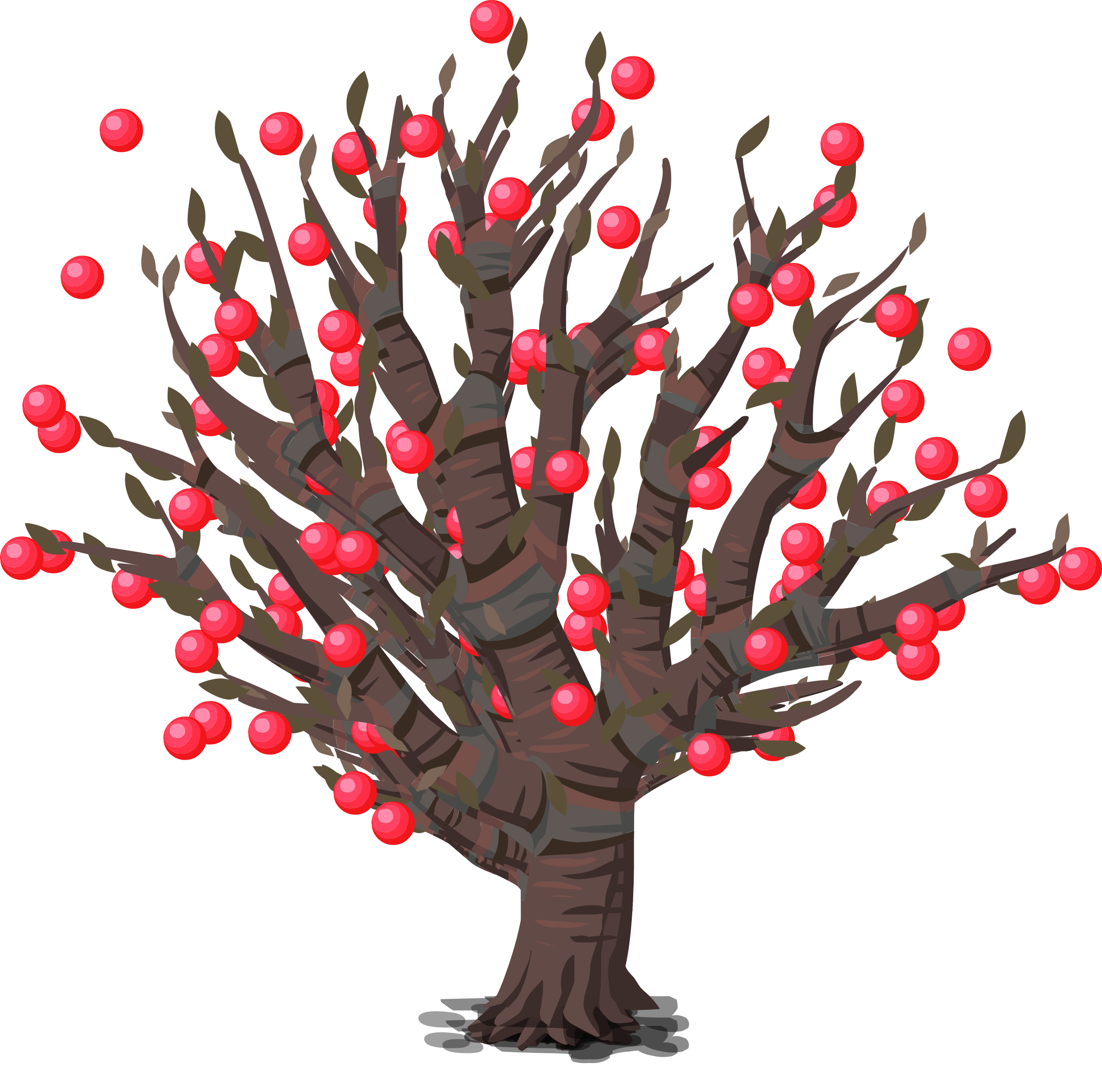 Harvestable Resources Trant Fruit by glitch