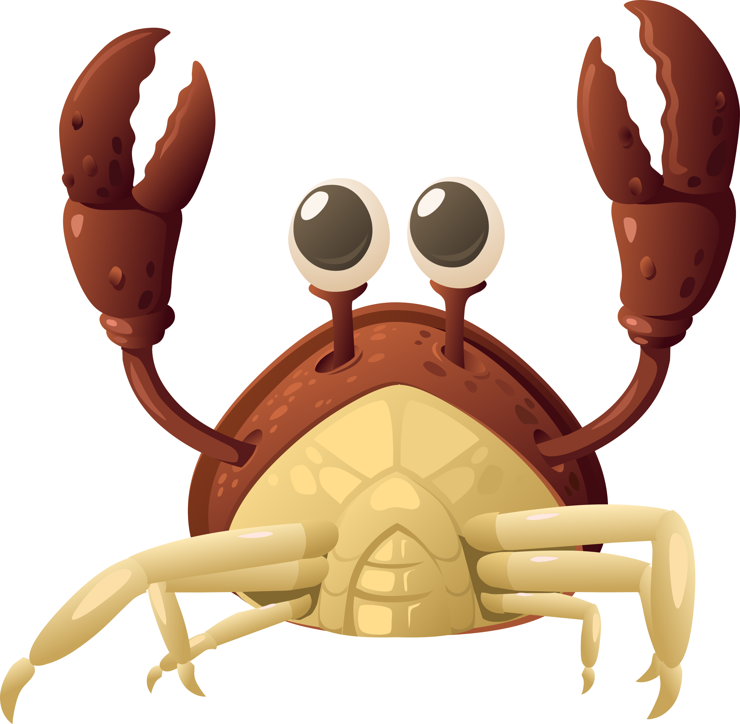 Inhabitants Npc Crab by glitch