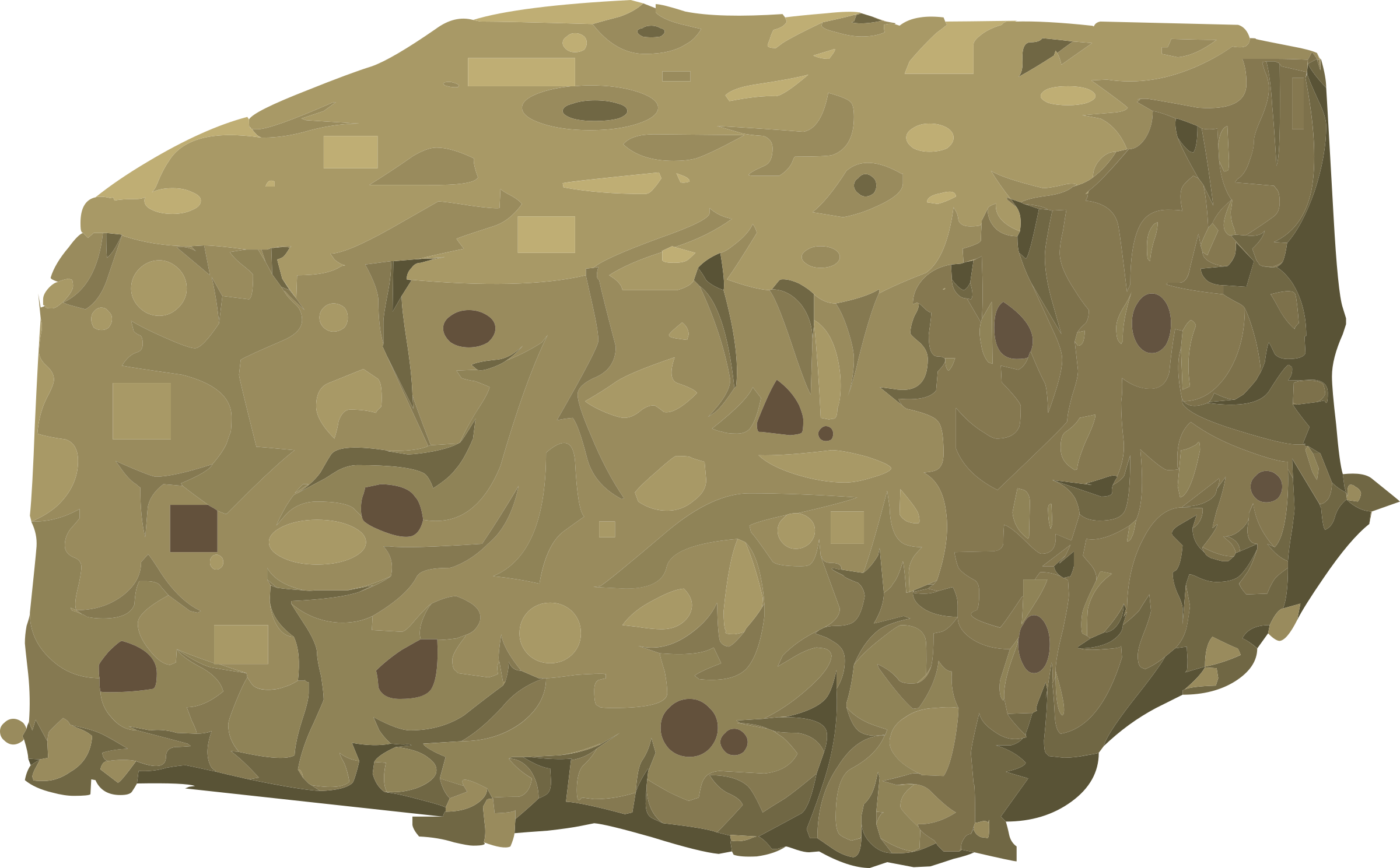 Misc Grade A Earth Block by glitch