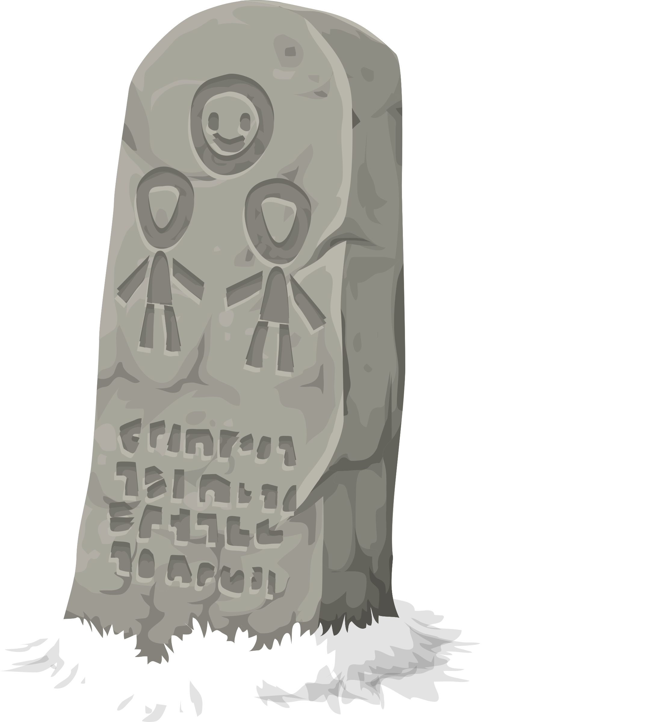 Misc Greeter Stone by glitch