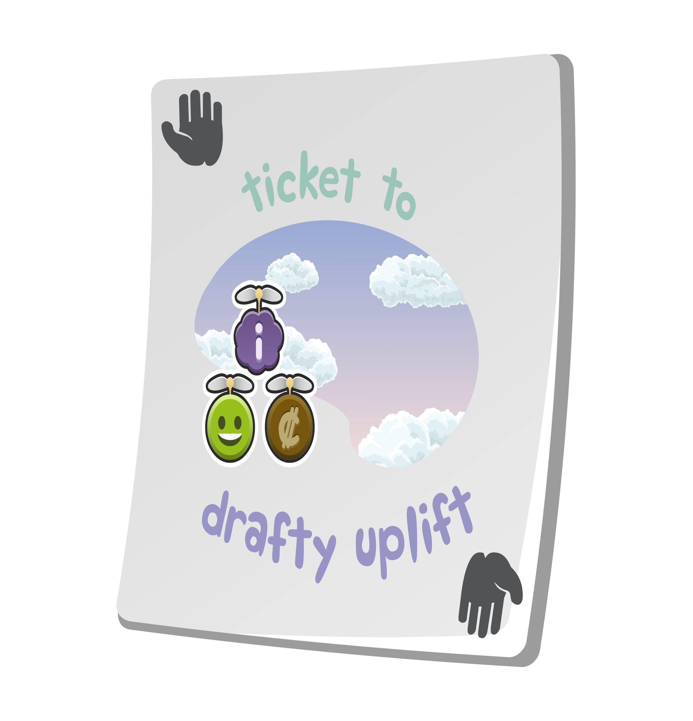 Misc Paradise Ticket Drafty Uplift by glitch