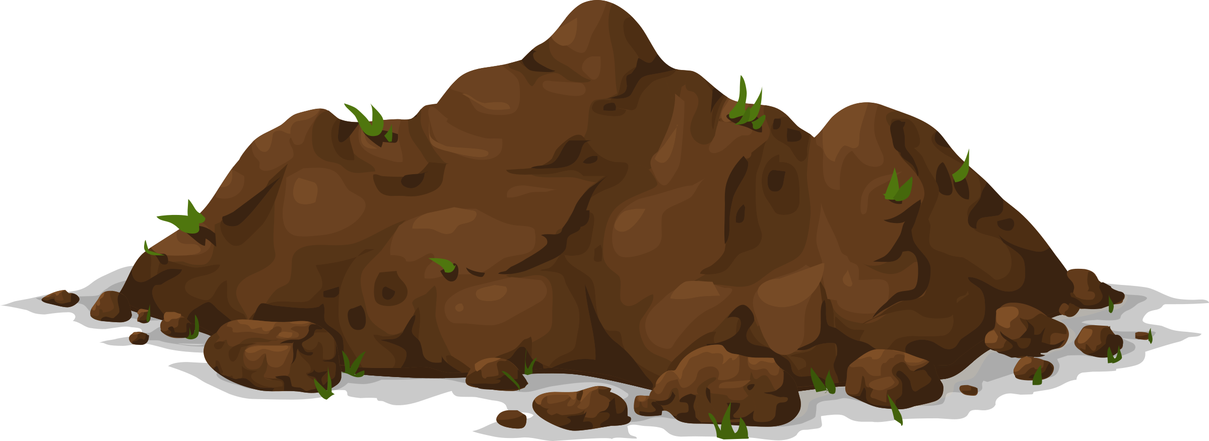 Misc Proto Dirt Pile by glitch