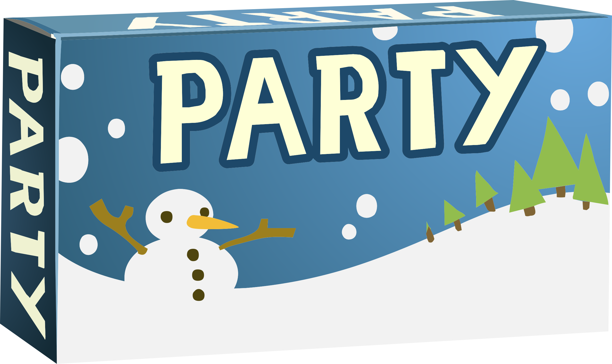 Party Pack Winter Wingding by glitch