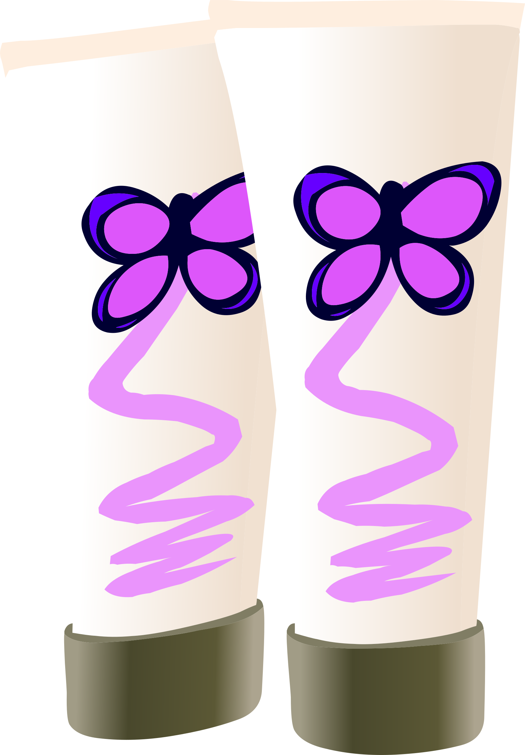Tools Butterfly Lotion by glitch