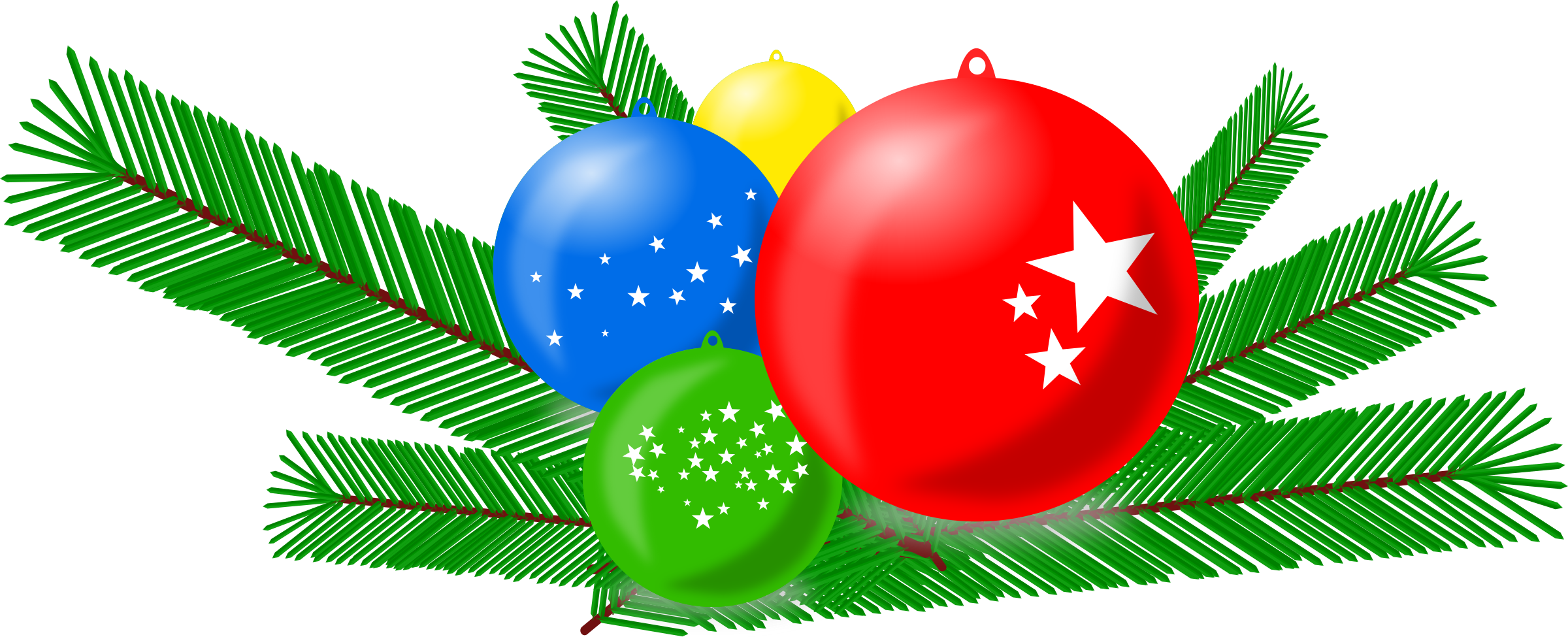 Christmas Balls by cyberscooty