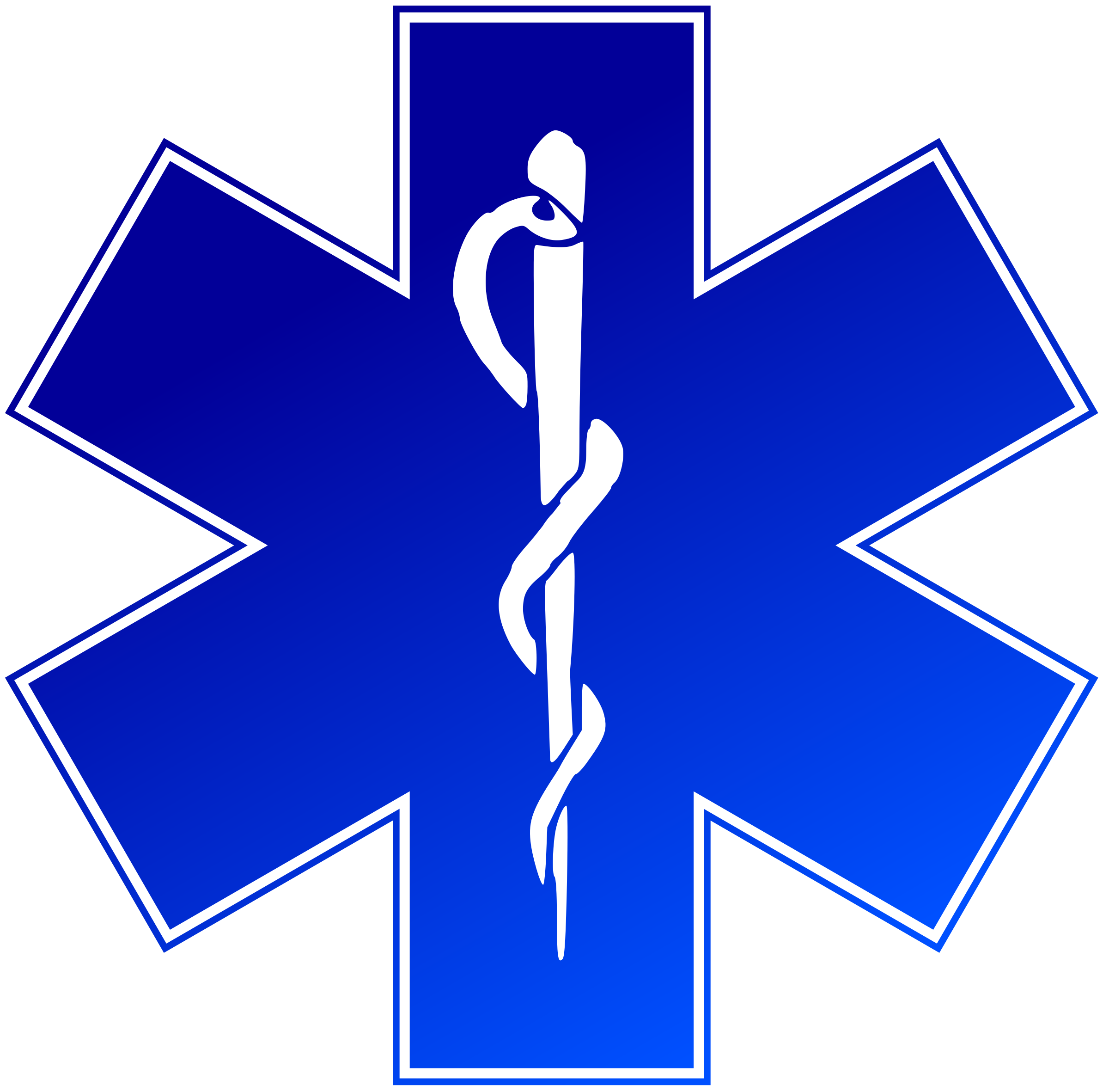 EMS (emergency medical service) logo by swalko