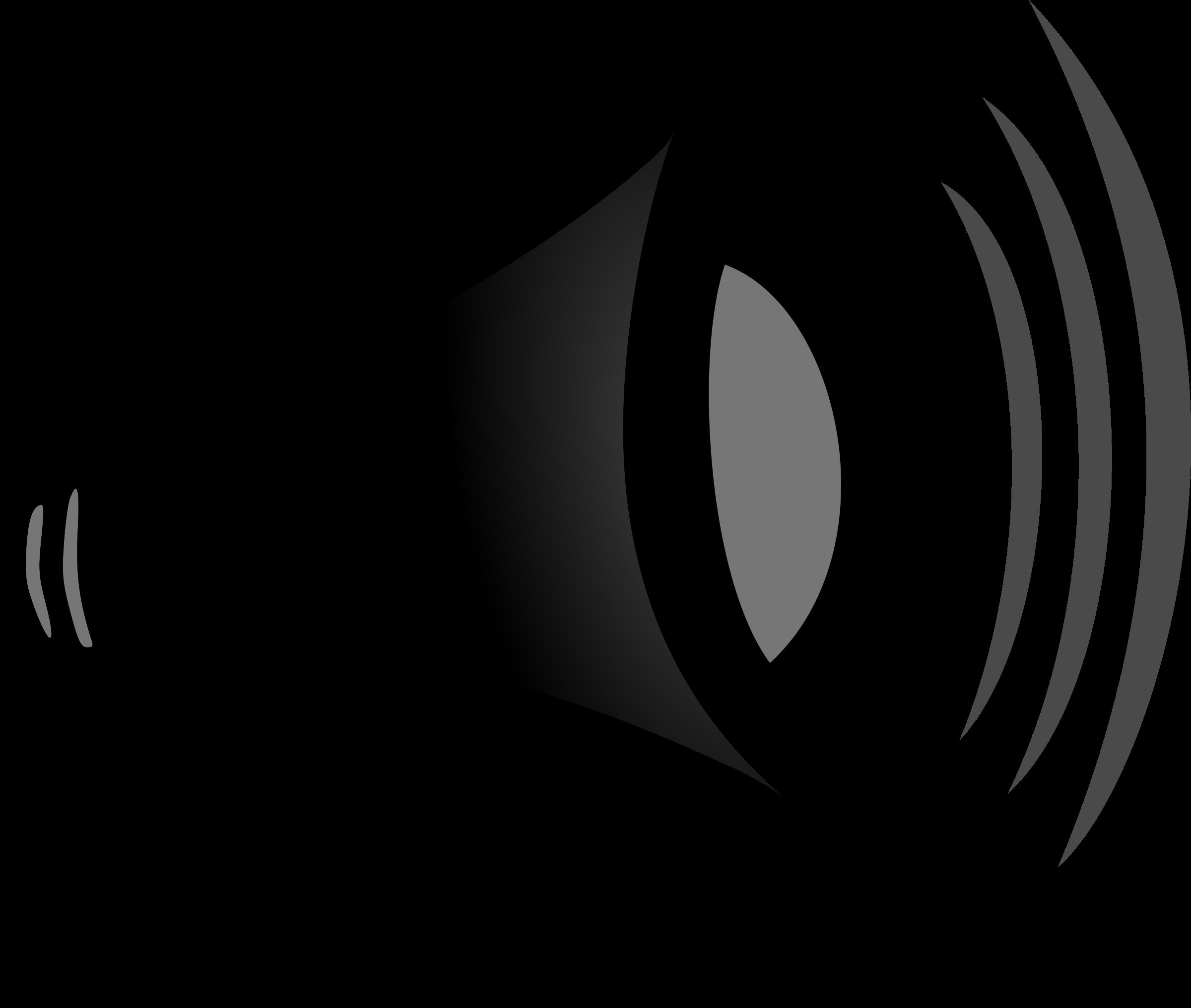 Loud Megaphone (Details) by qubodup