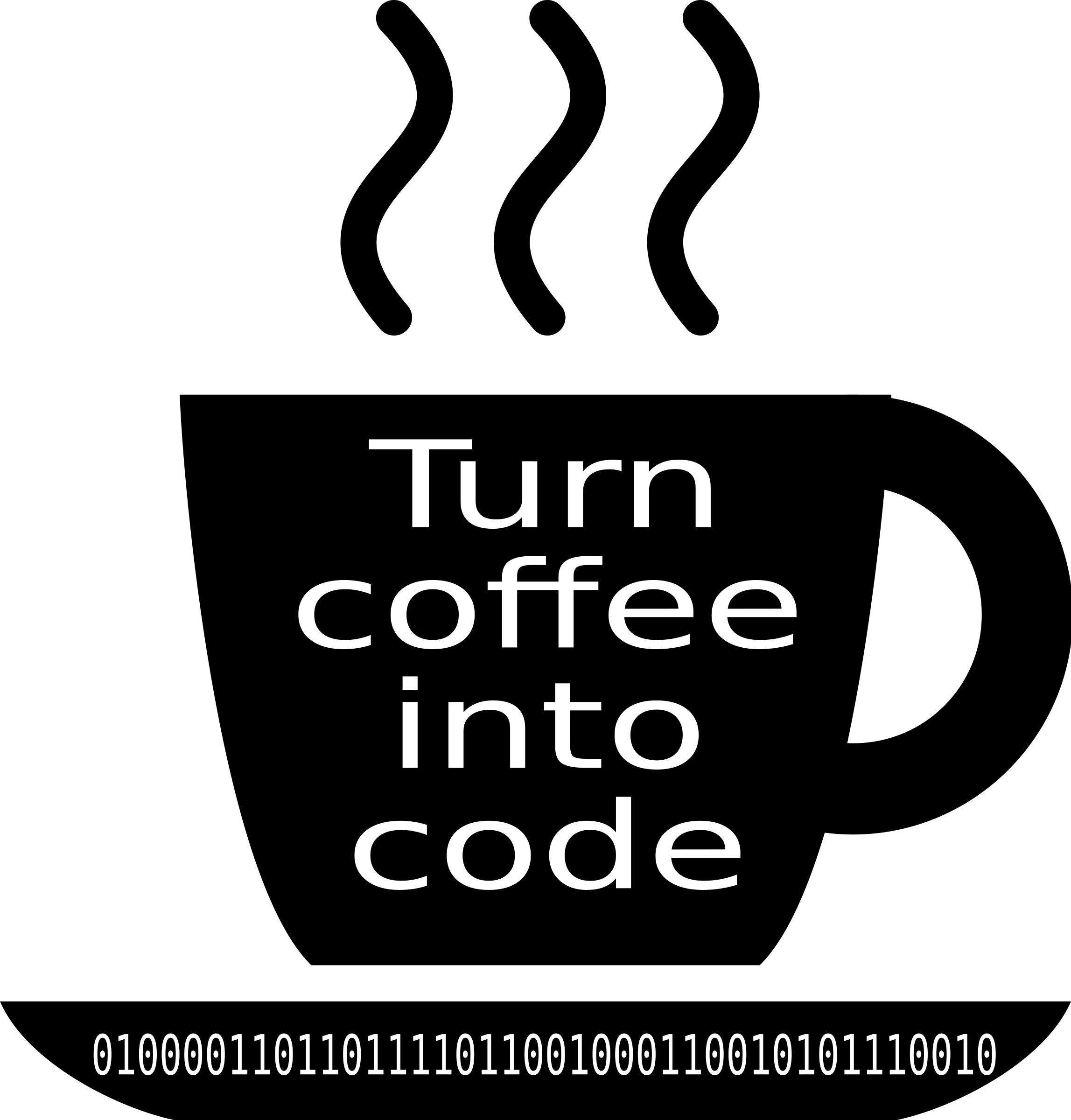 Turn coffee into code by Zorin95670