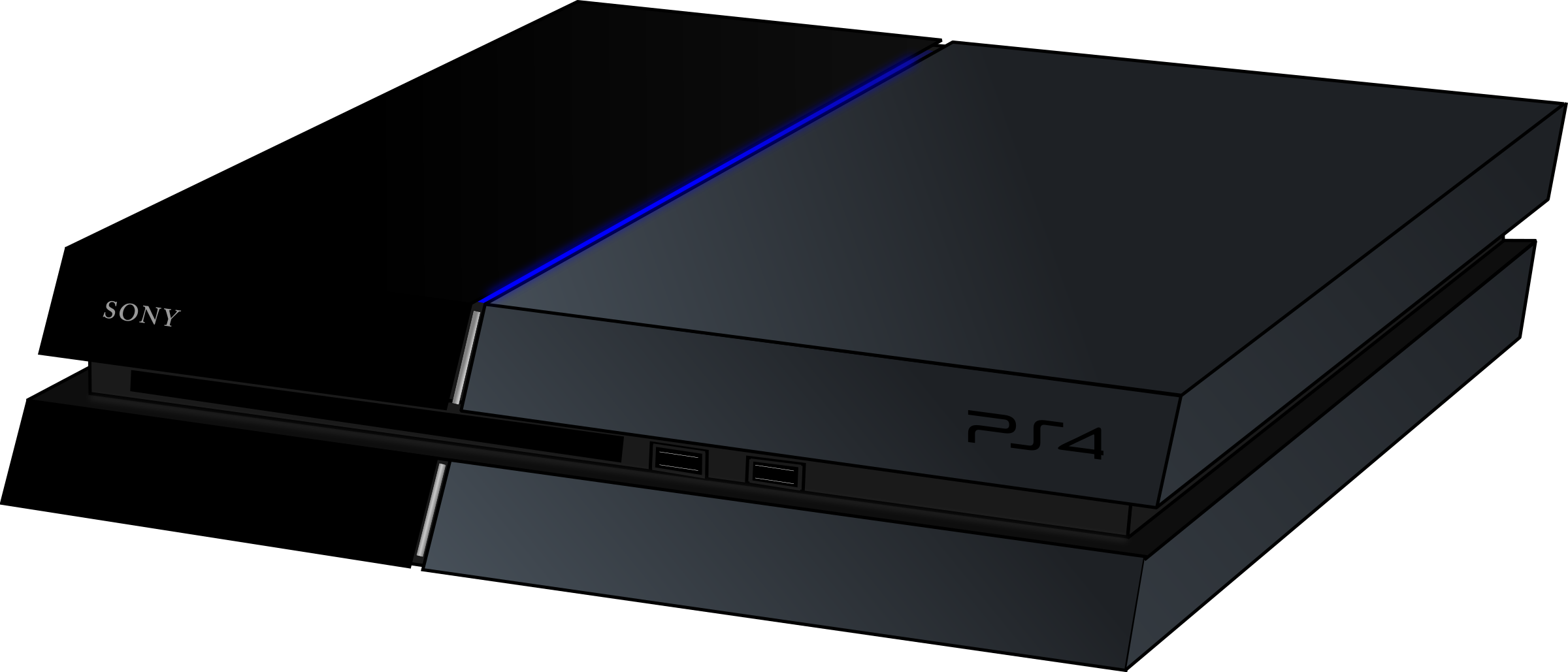 PS4 by scro2003