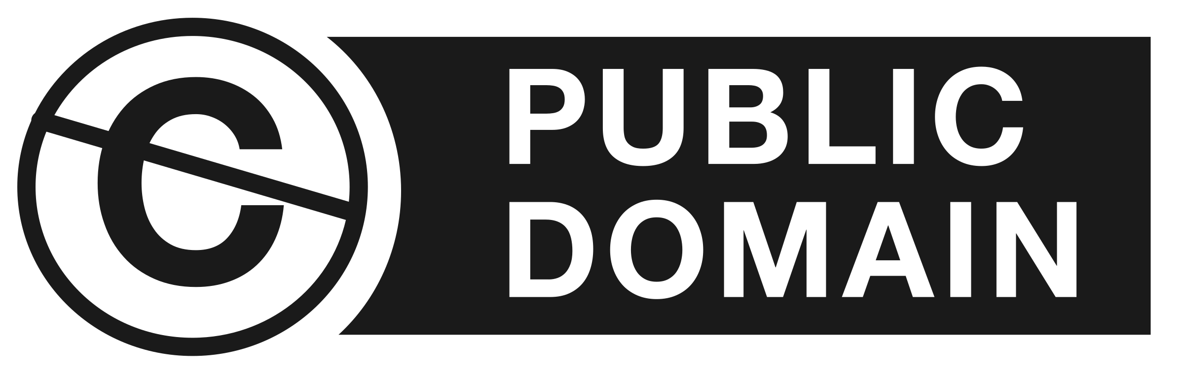 Public Domain logo by anarres