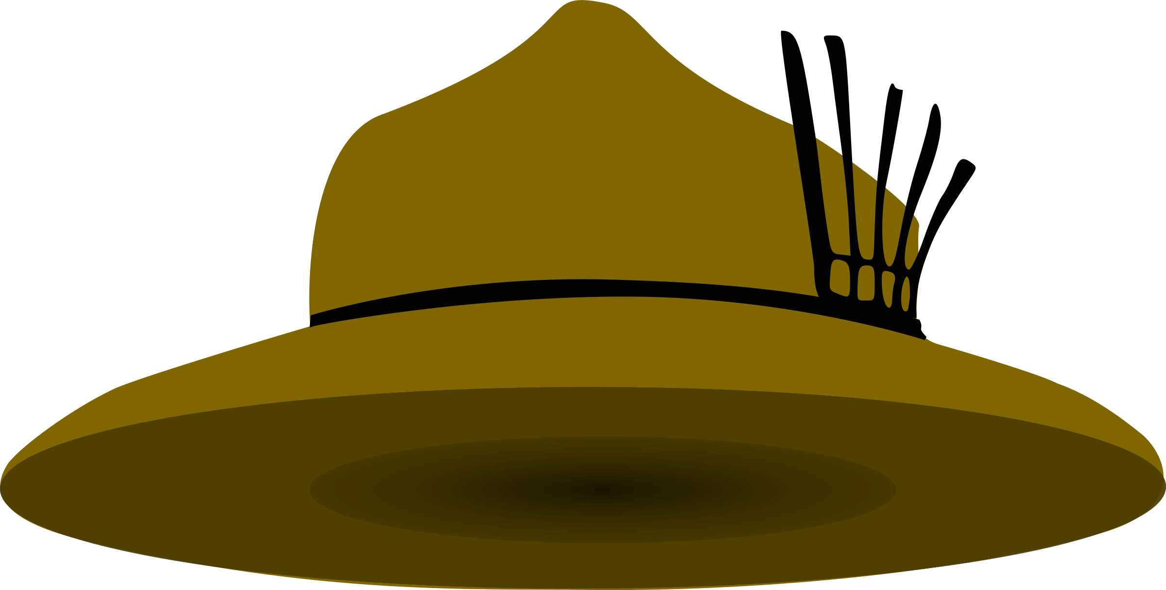 scout hat by gilrim