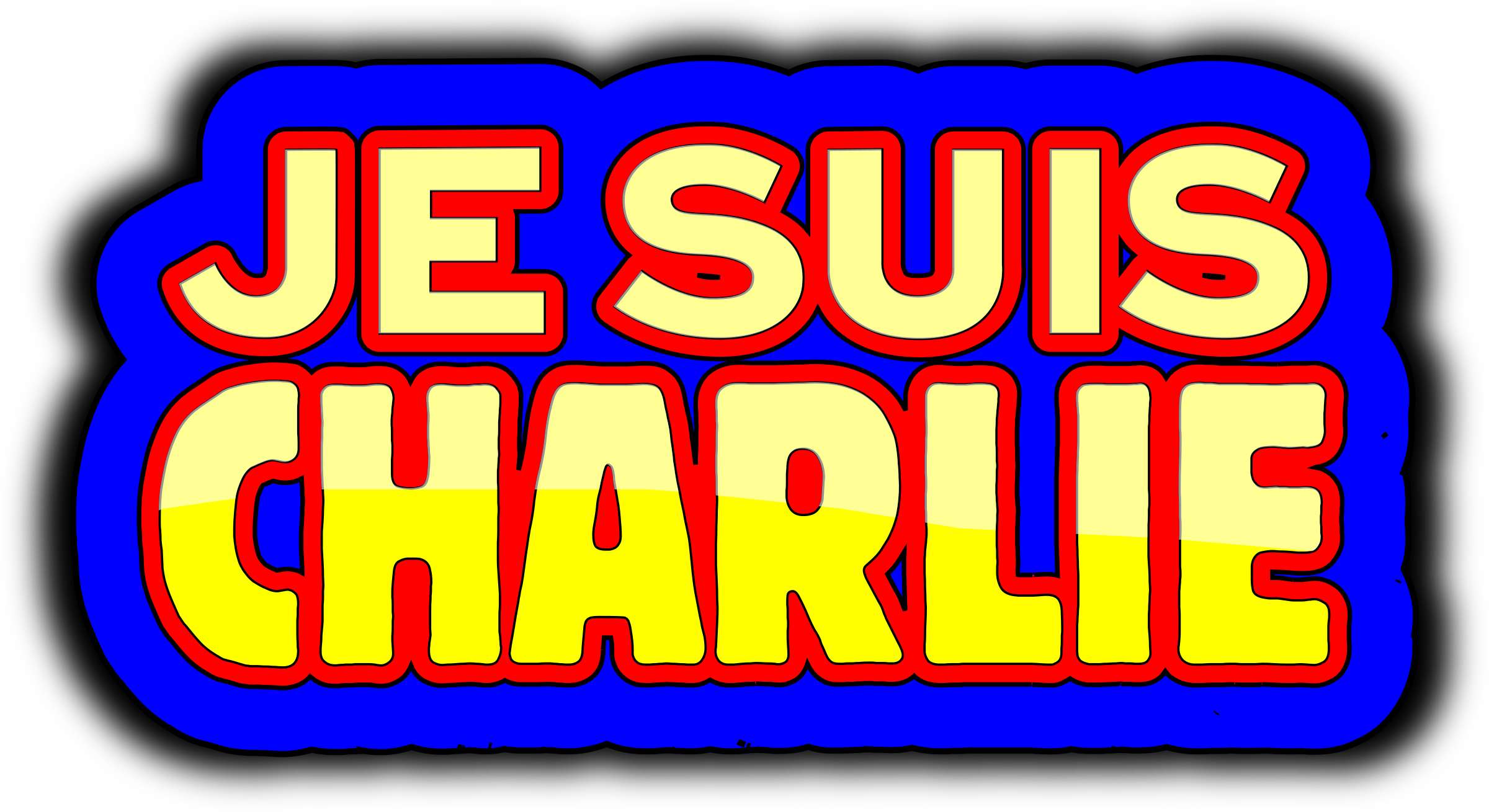 Je suis charlie offset by ezequias