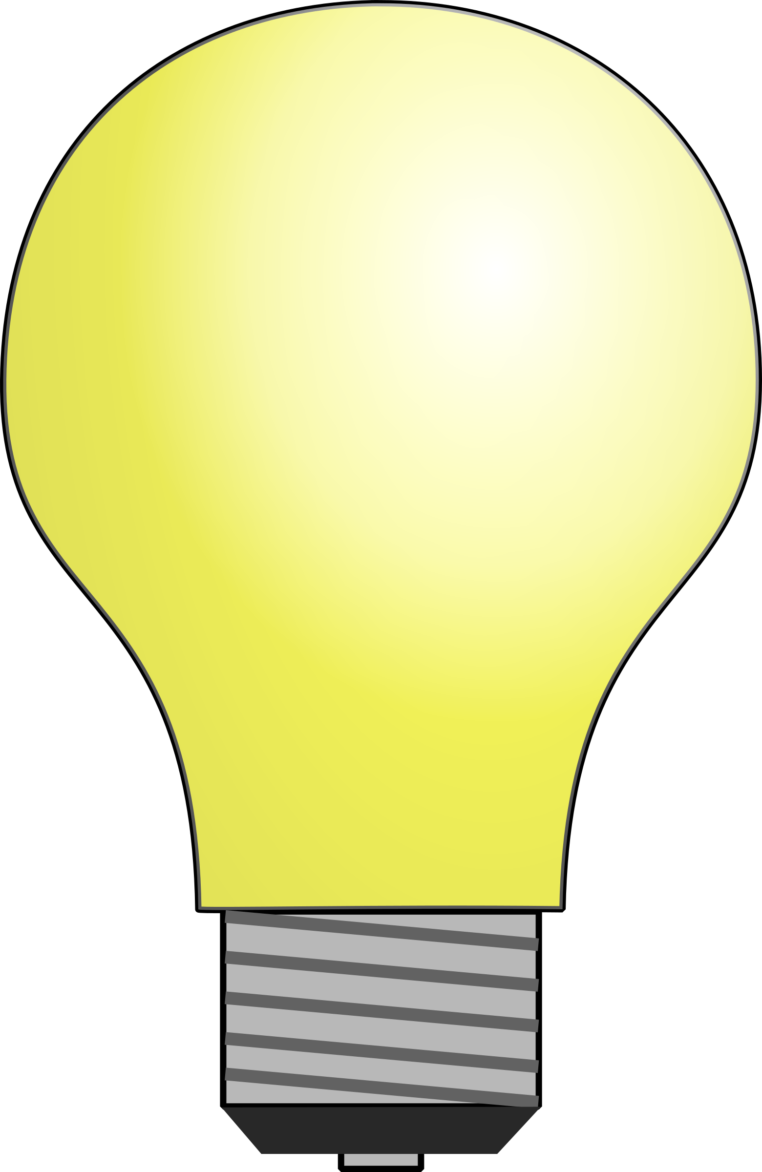 light bulb by cafuego