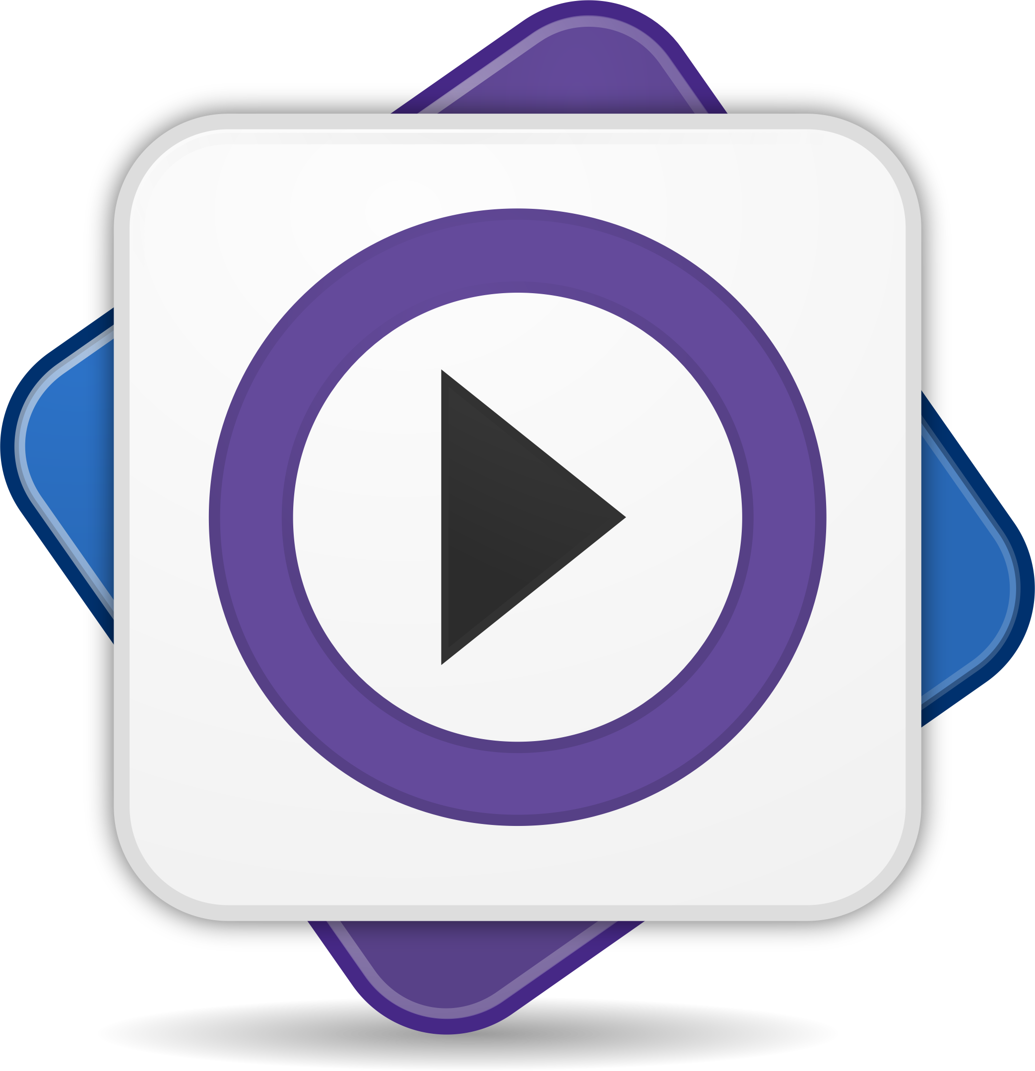Media Player Icon by sixsixfive