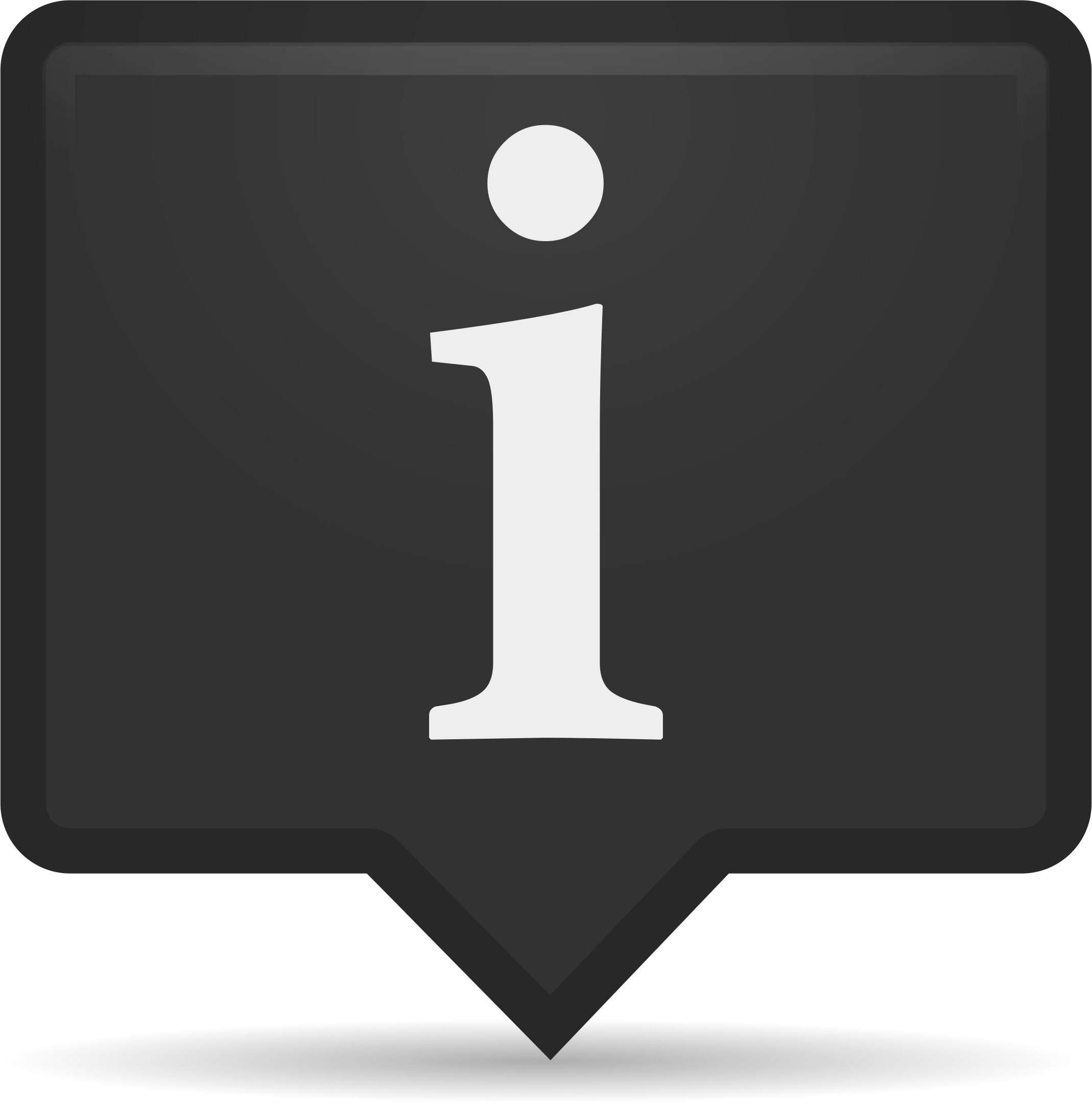 Desktop Notifications Icon by sixsixfive