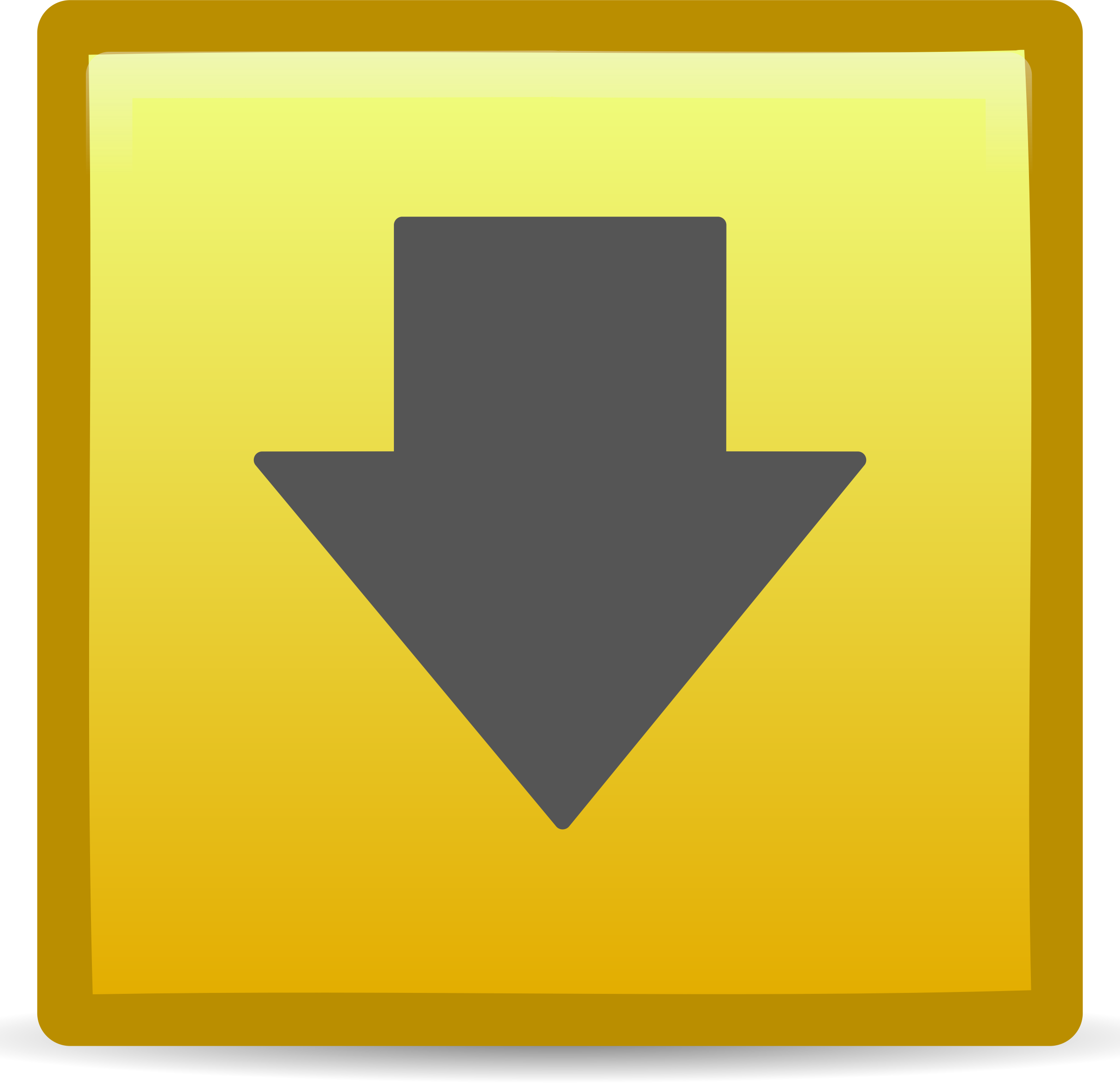Software Installer Downgrade Icon by sixsixfive