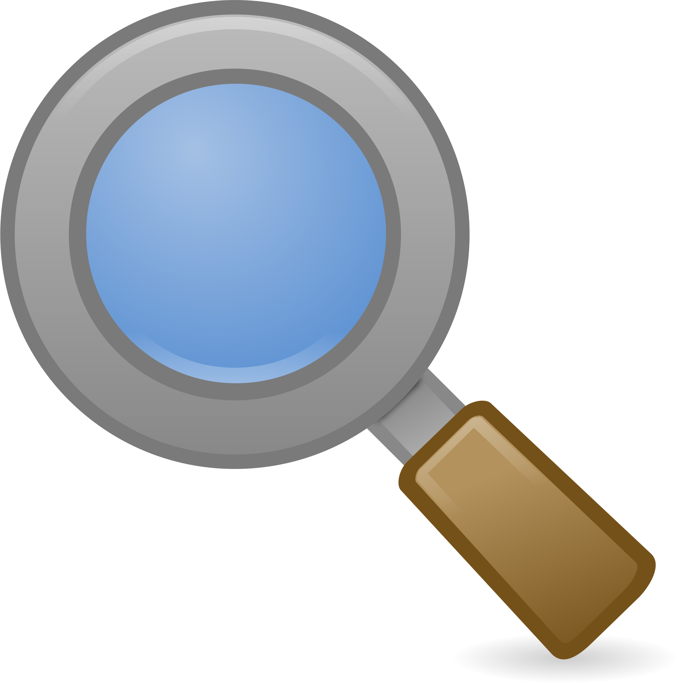 System Search Icon by sixsixfive