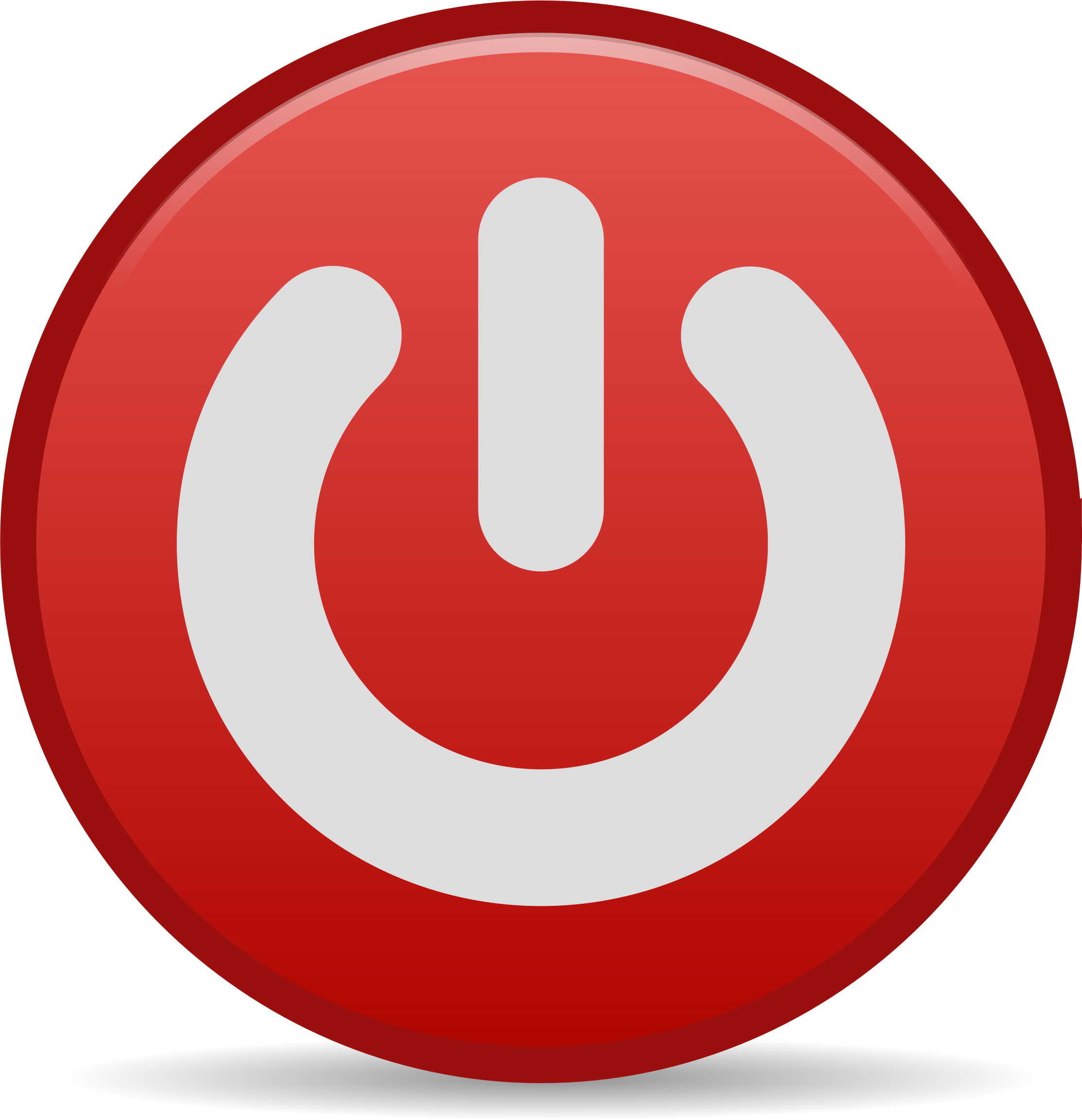 System Shutdown Icon by sixsixfive