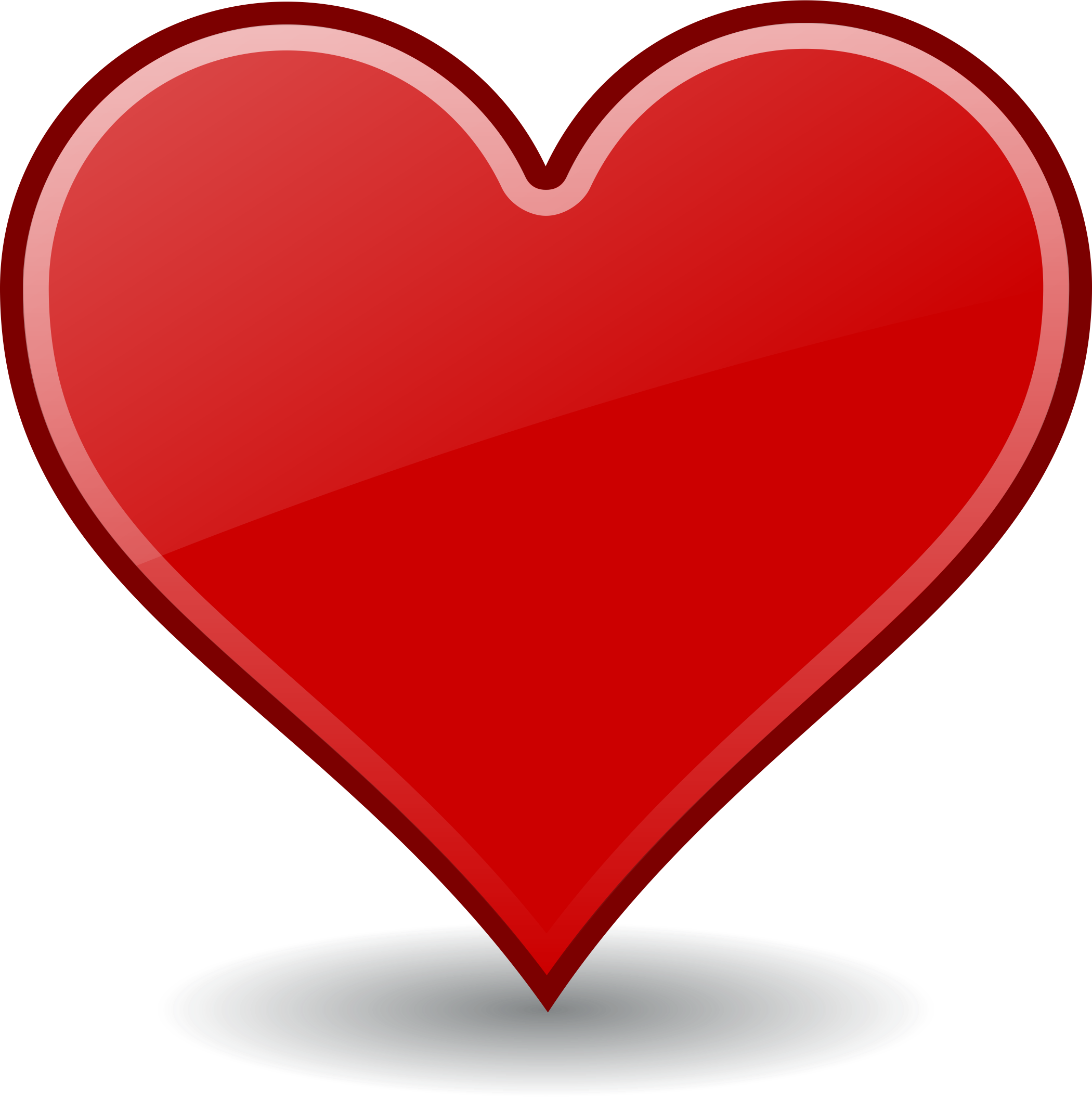 heart icon by sixsixfive