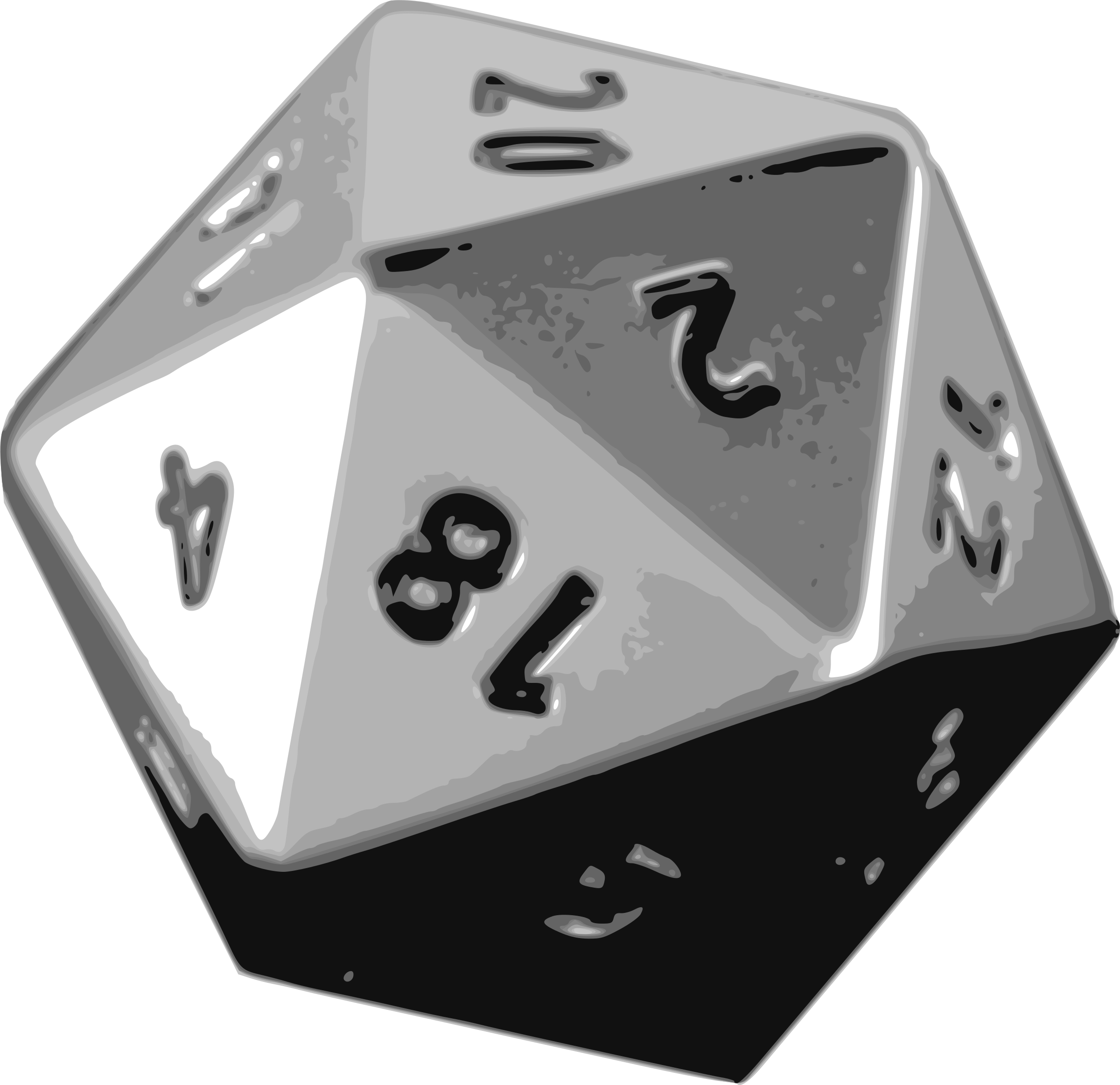 D20 by ClayDowling