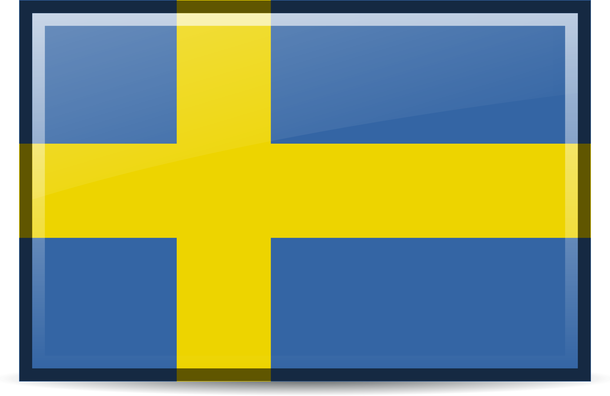 flag sweden by sixsixfive
