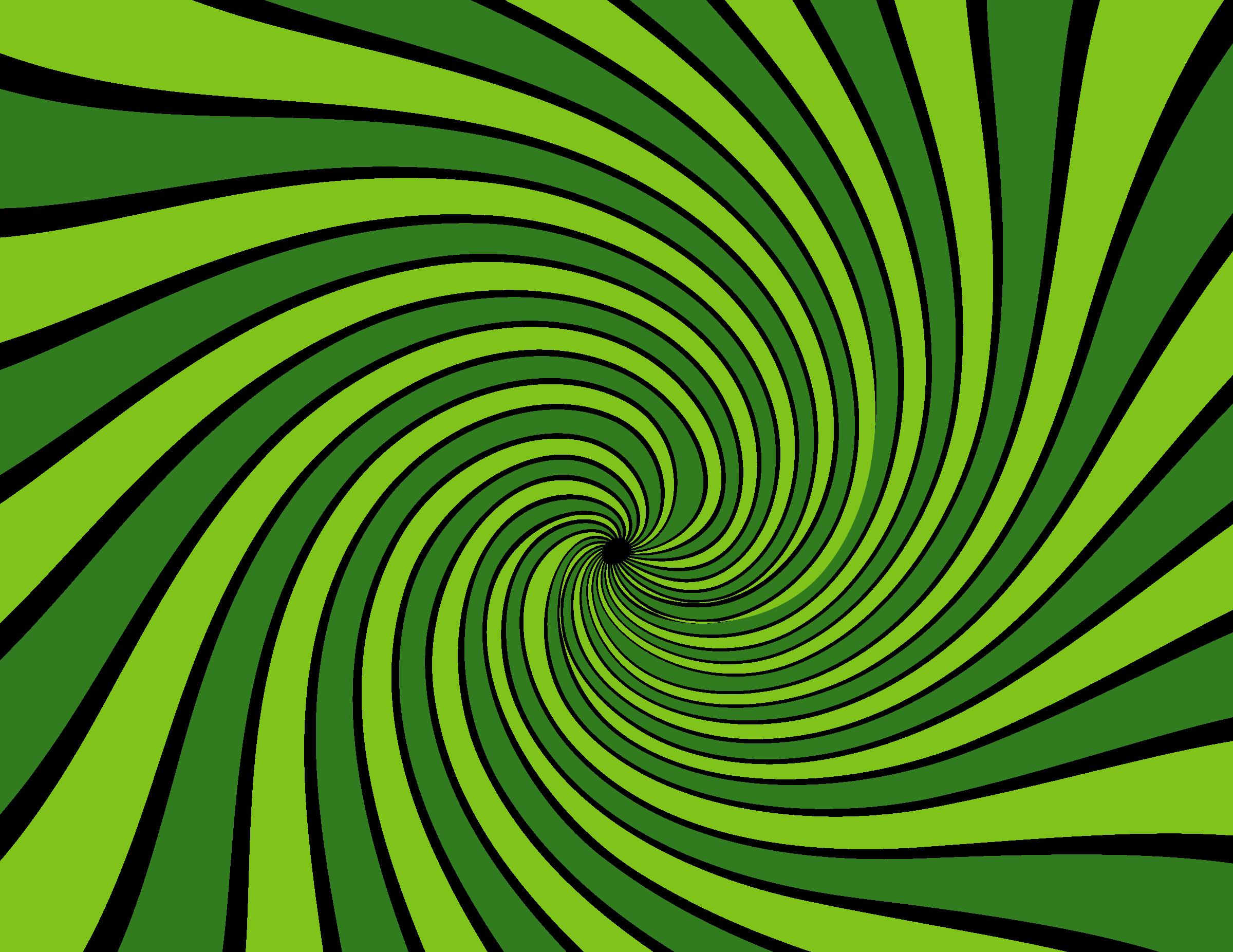 Clipart - Radial beams vector